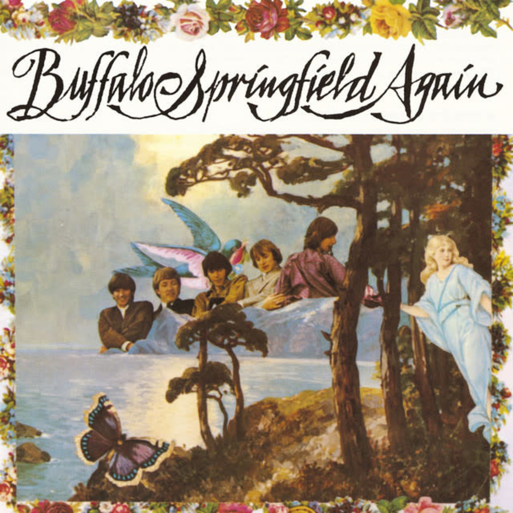 Vinyl Buffalo Springfield - Again