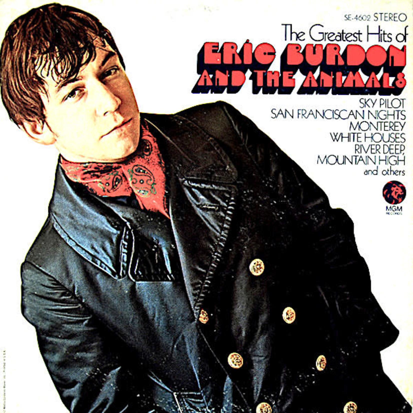 Vinyl Eric Burdon & The Animals  - Greatest Hits