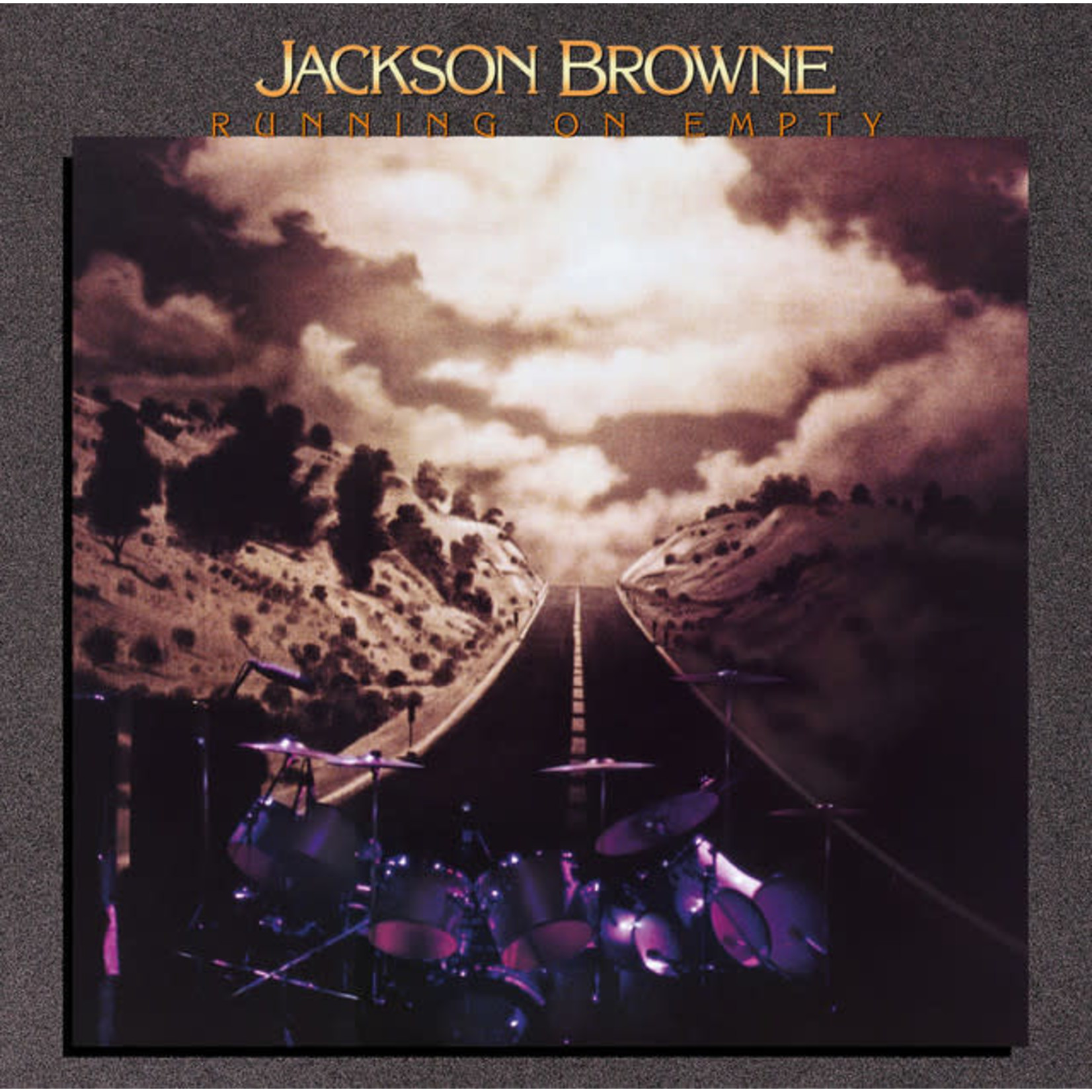 Vinyl Jackson Browne - Running On Empty