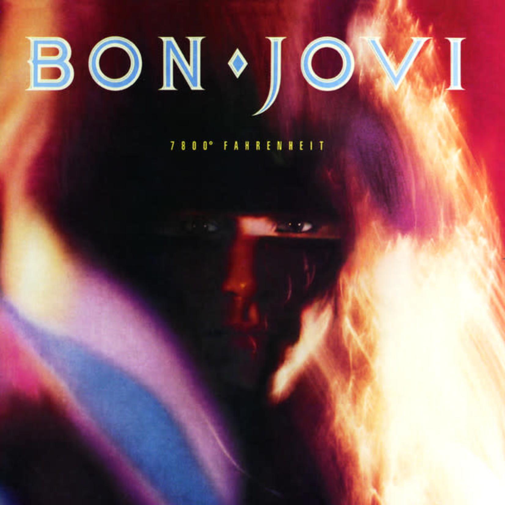 Vinyl Bon Jovi - 7800 Fahrenheit