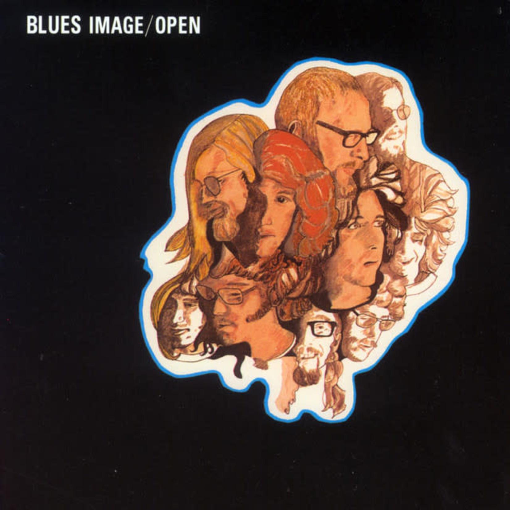 Vinyl Blues Image - Open