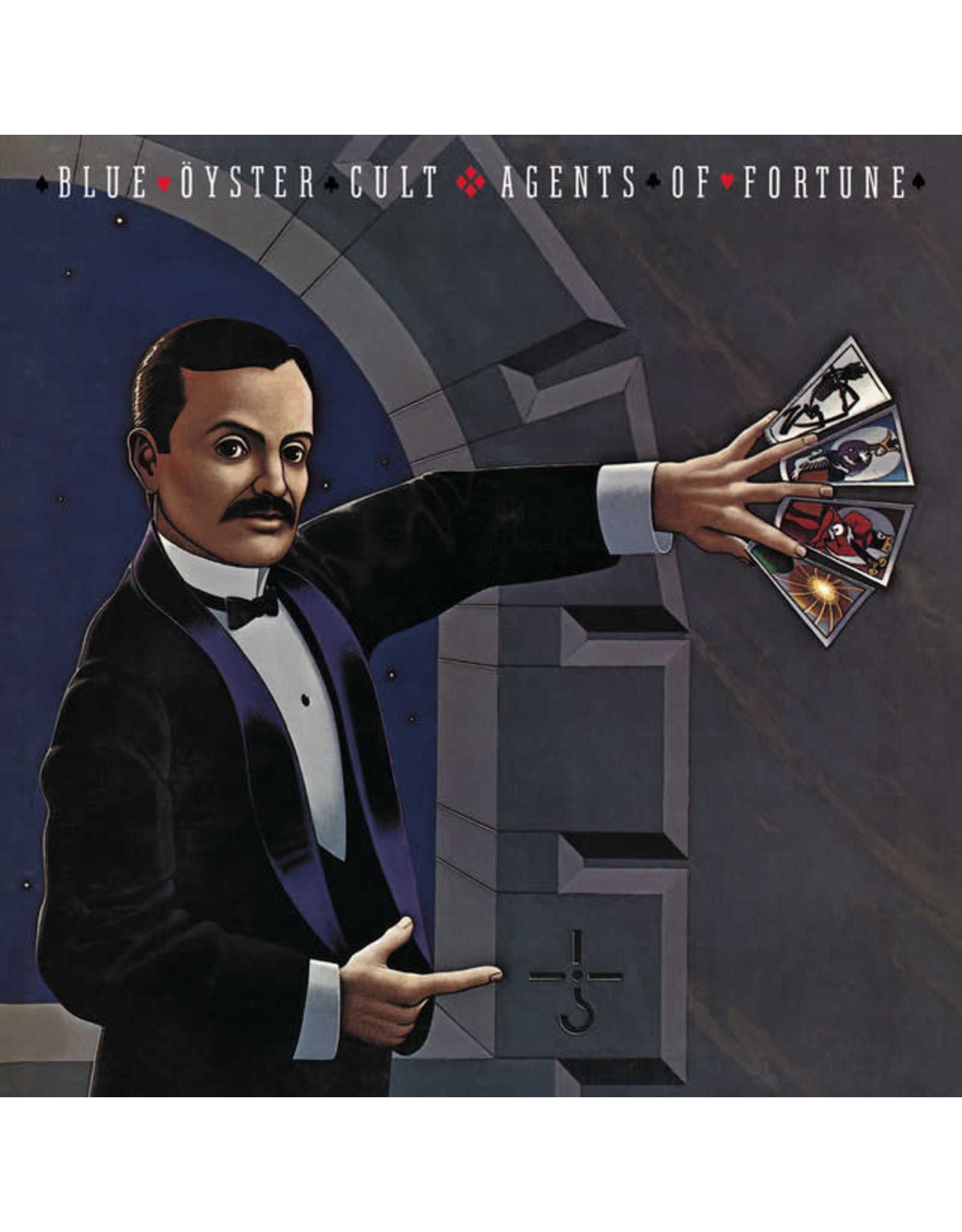 Vinyl Blue Oyster Cult - Agents Of Fortune