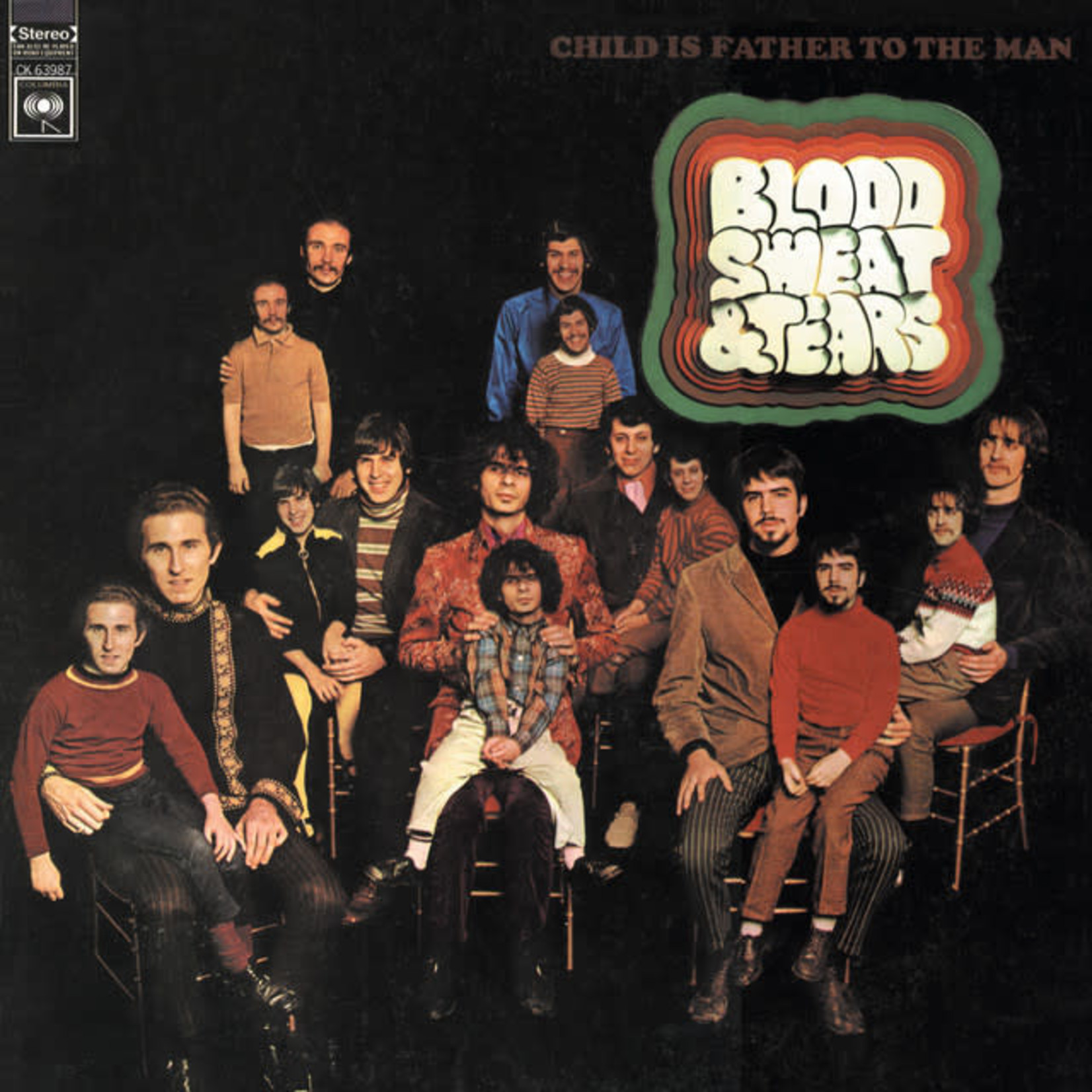 Vinyl Blood, Sweat & Tears - Child Is Father To The Man