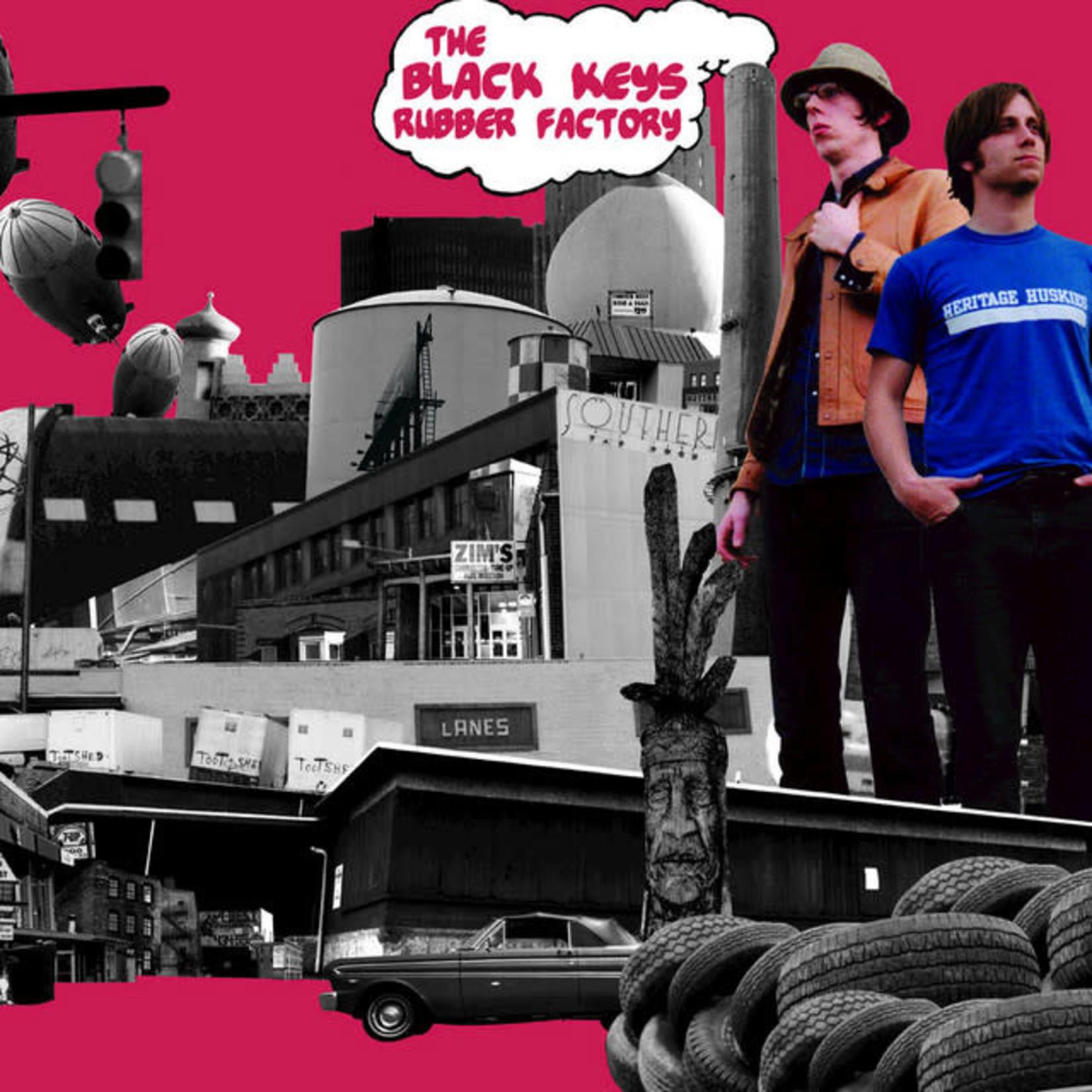 Vinyl The Black Keys - Rubber Factory