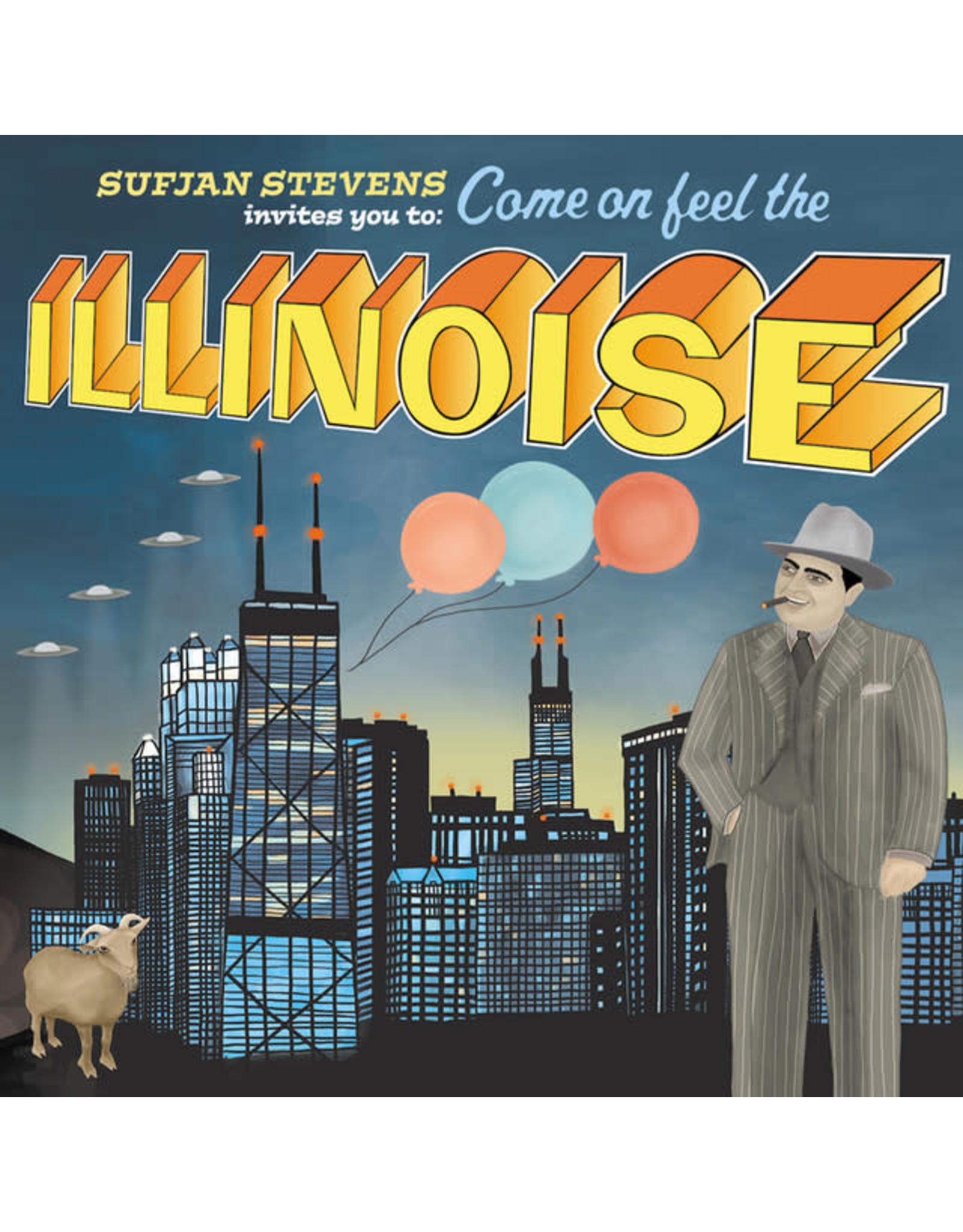 Vinyl Sufjan Stevens - Illinoise
