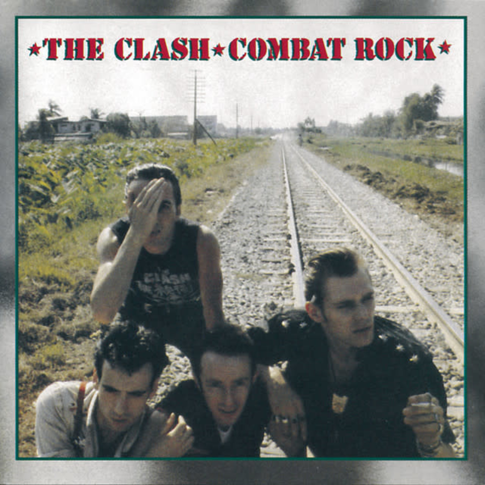 Vinyl The Clash - Combat Rock