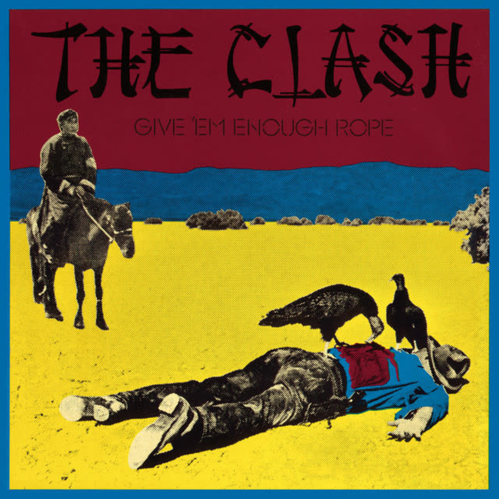 Vinyl The Clash - Give Them Enough Rope