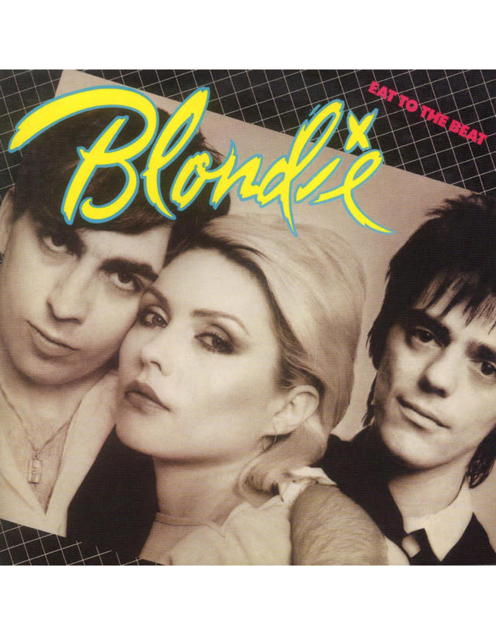 Vinyl Blondie - Eat To The Beat