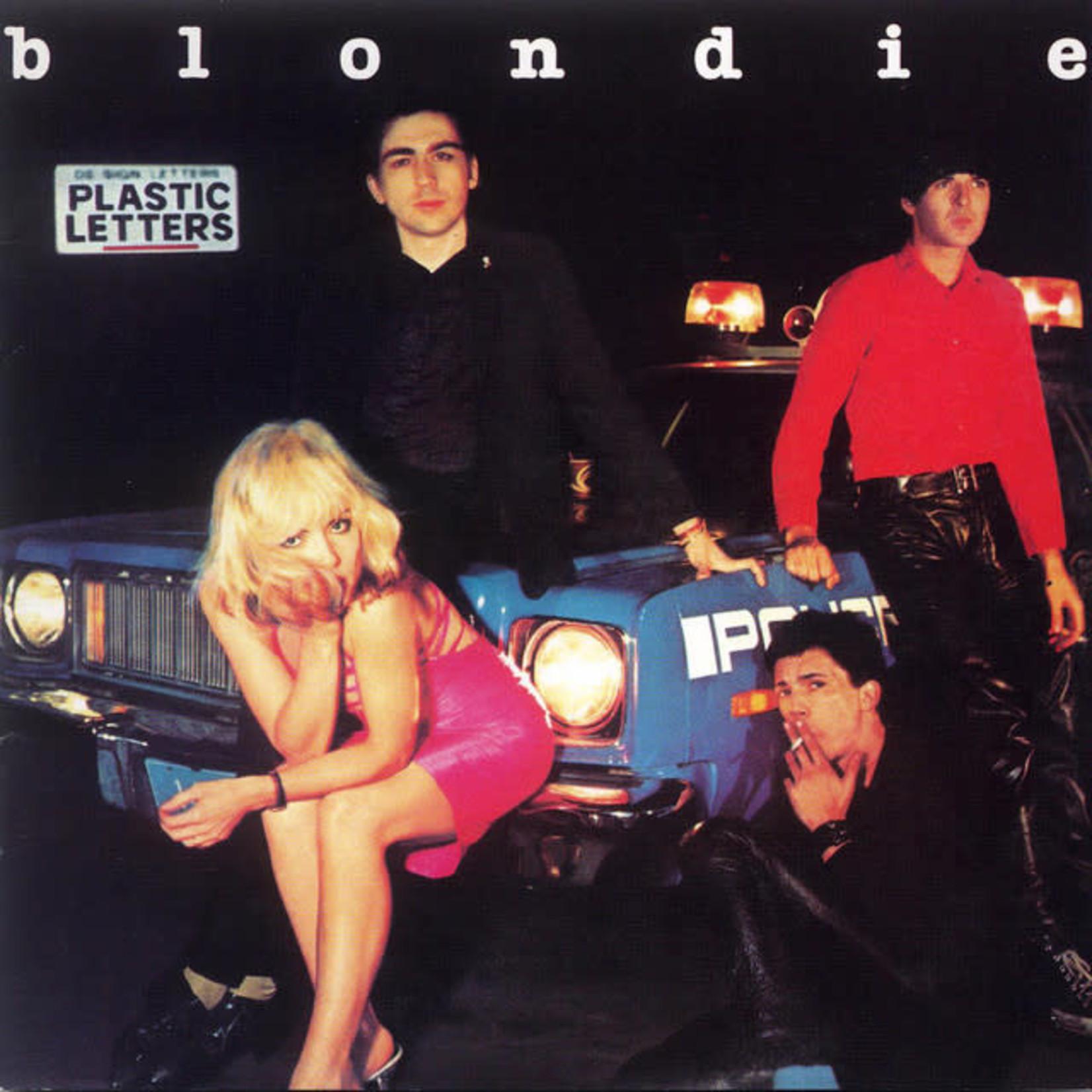 Vinyl Blondie - Plastic Letters