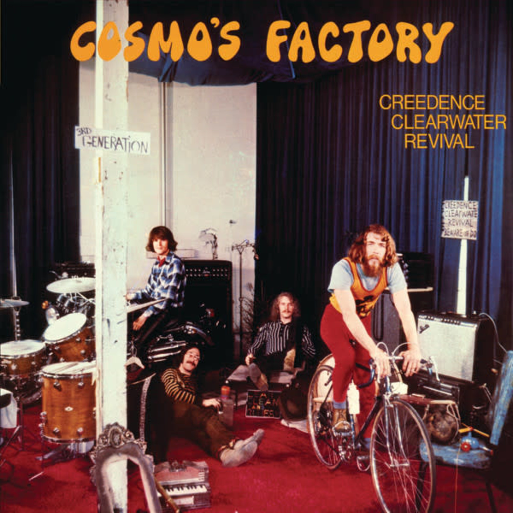 Vinyl Creedence Clearwater Revival - Cosmo's Factory
