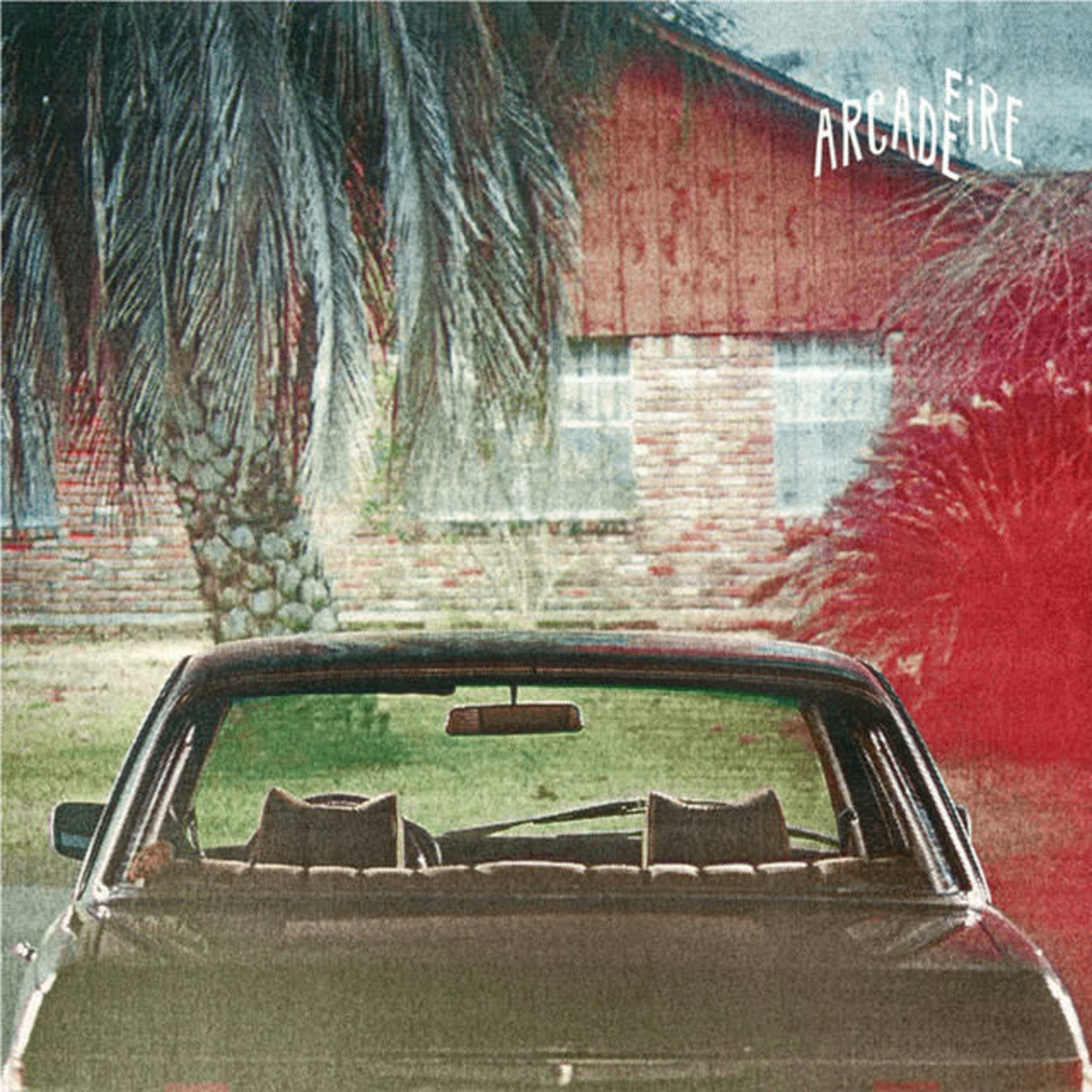 Vinyl Arcade Fire - Suburbs