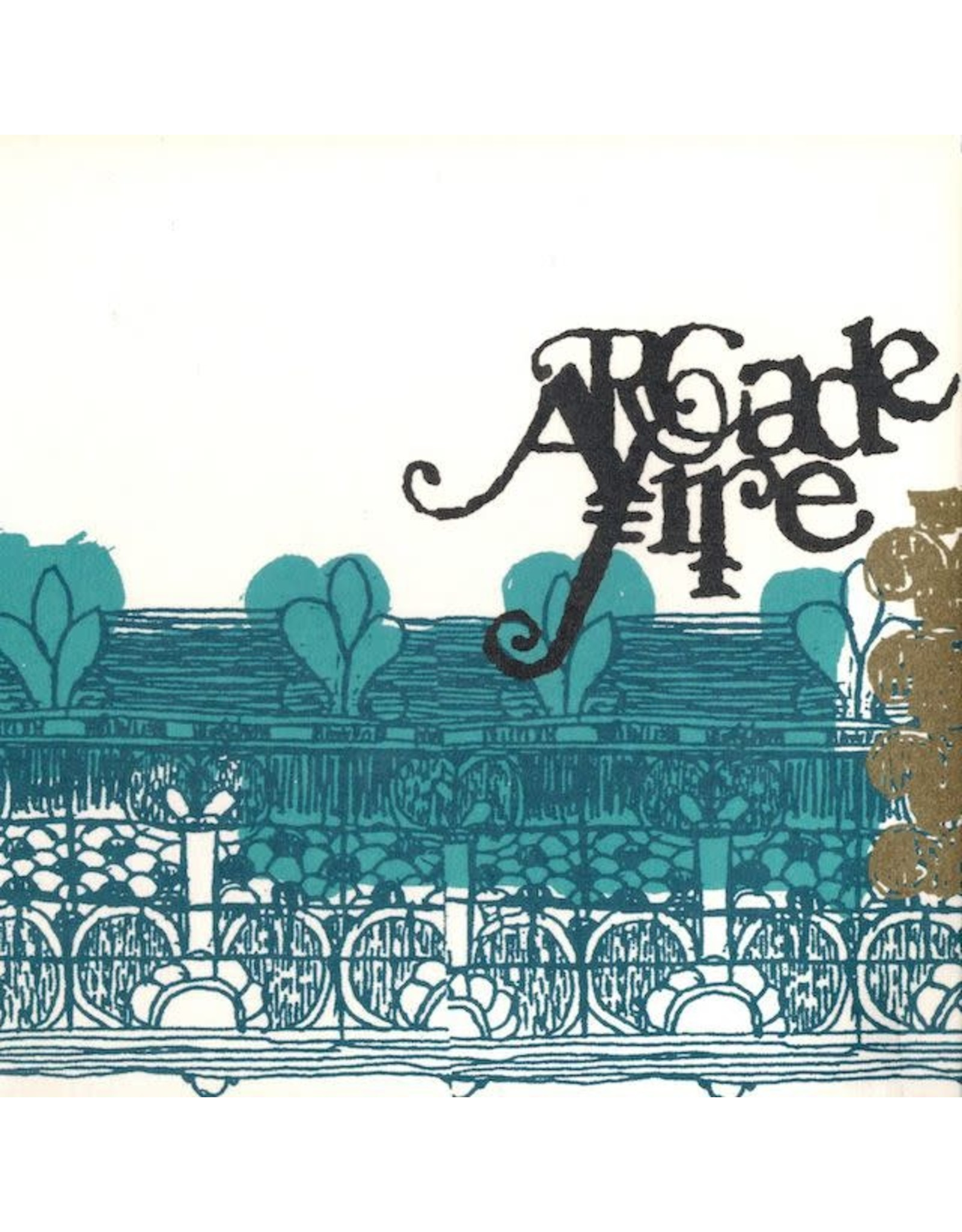 Vinyl Arcade Fire - S/T