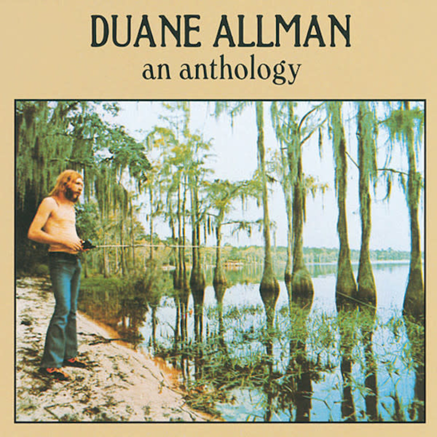 Vinyl Duane Allman - An Anthology