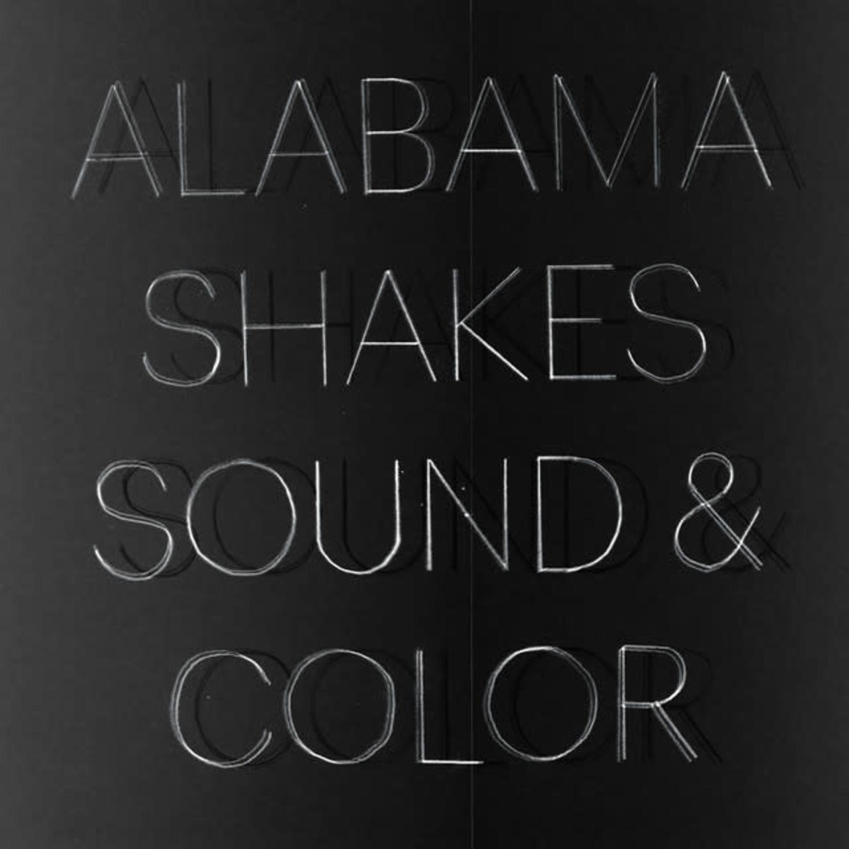 Vinyl Alabama Shakes - Sound & Color