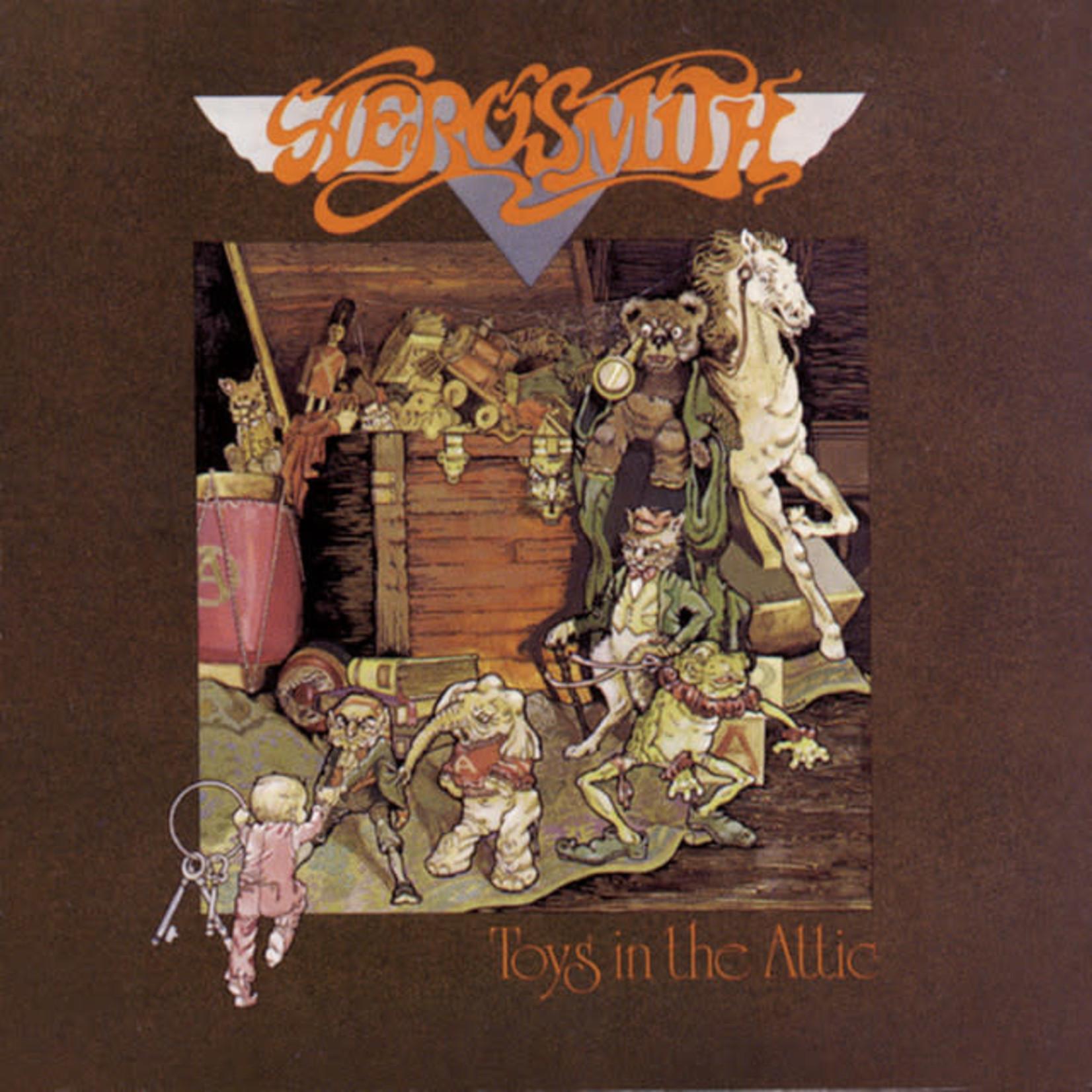 Vinyl Aerosmith - Toys In The Attic