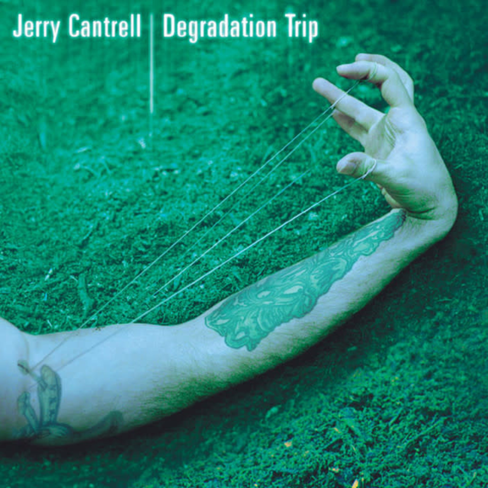 Vinyl Jerry Cantrell - Degradation Trip