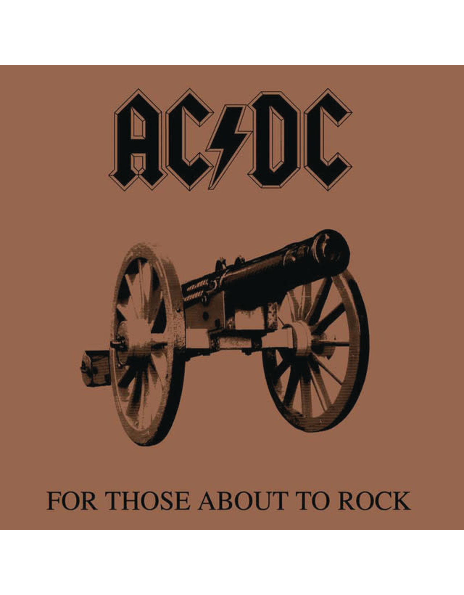 Vinyl AC/DC - For Those About To Rock