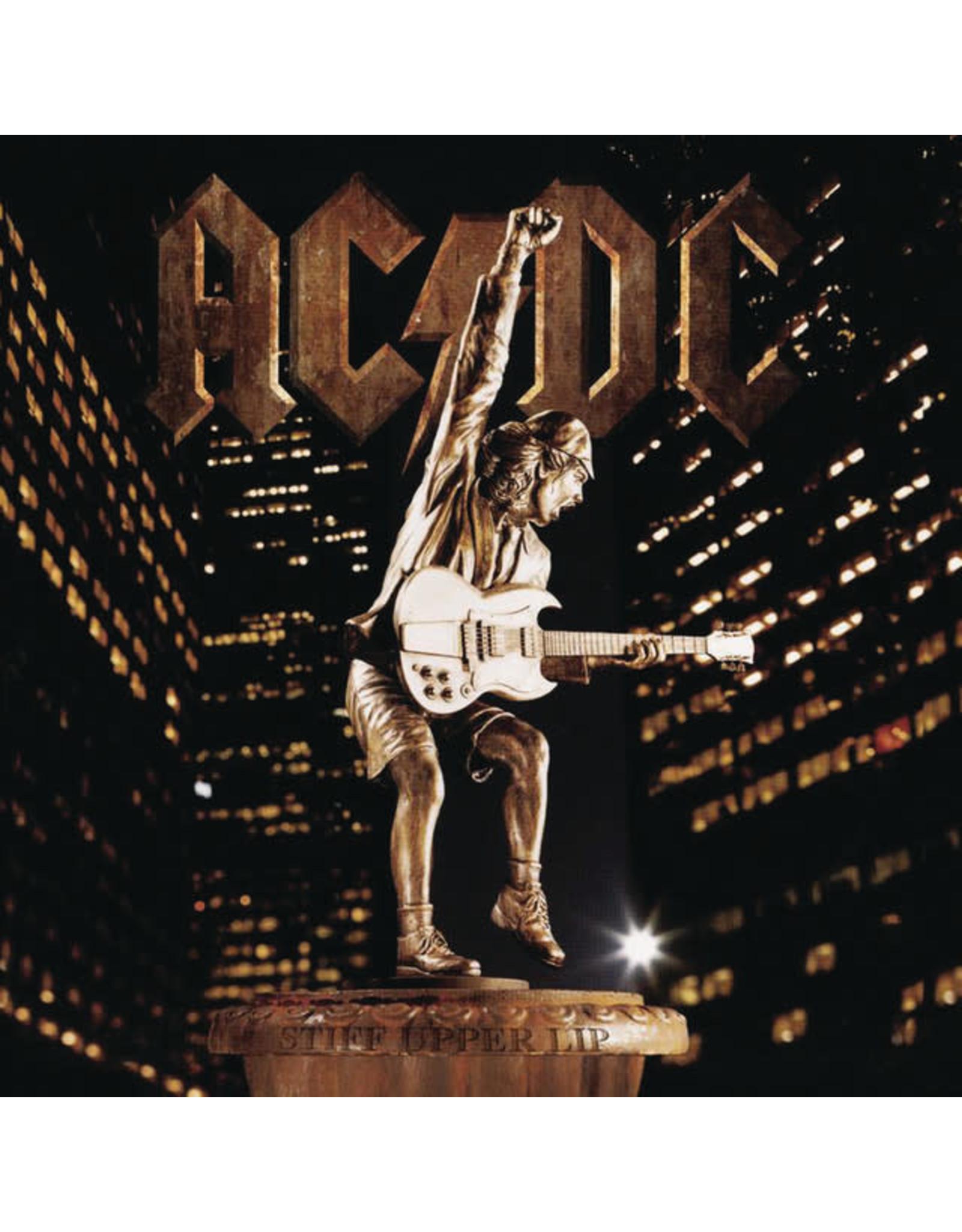 Vinyl AC/DC - Stiff Upper Lip.  Final Sale