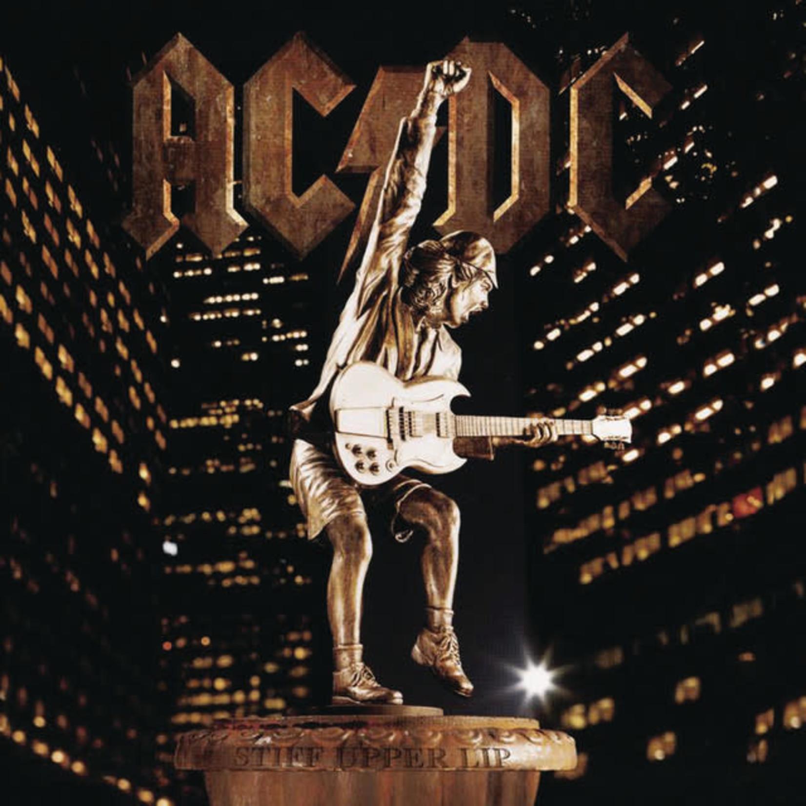 Vinyl AC/DC - Stiff Upper Lip