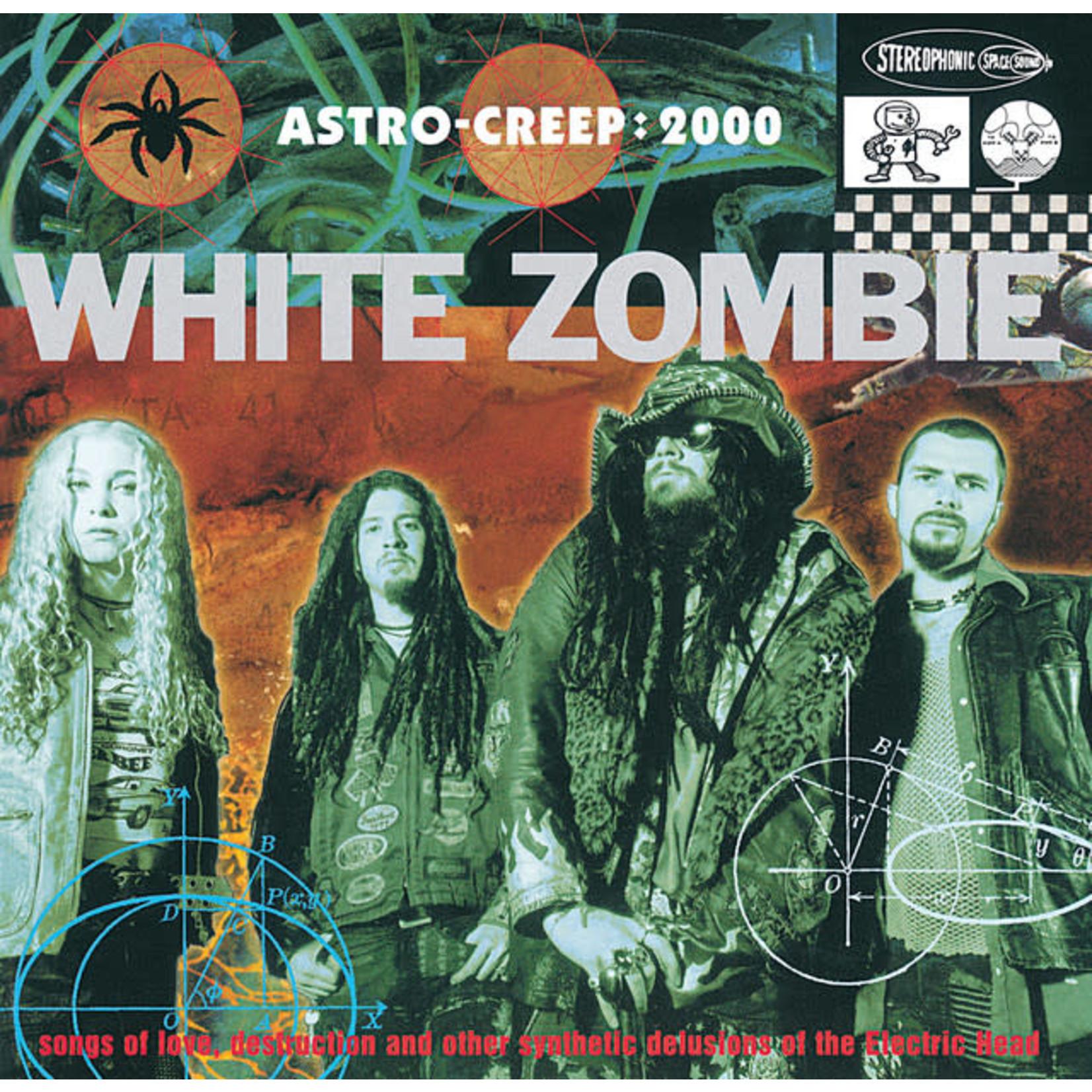 Vinyl White Zombie - Astro-Creep: 2000