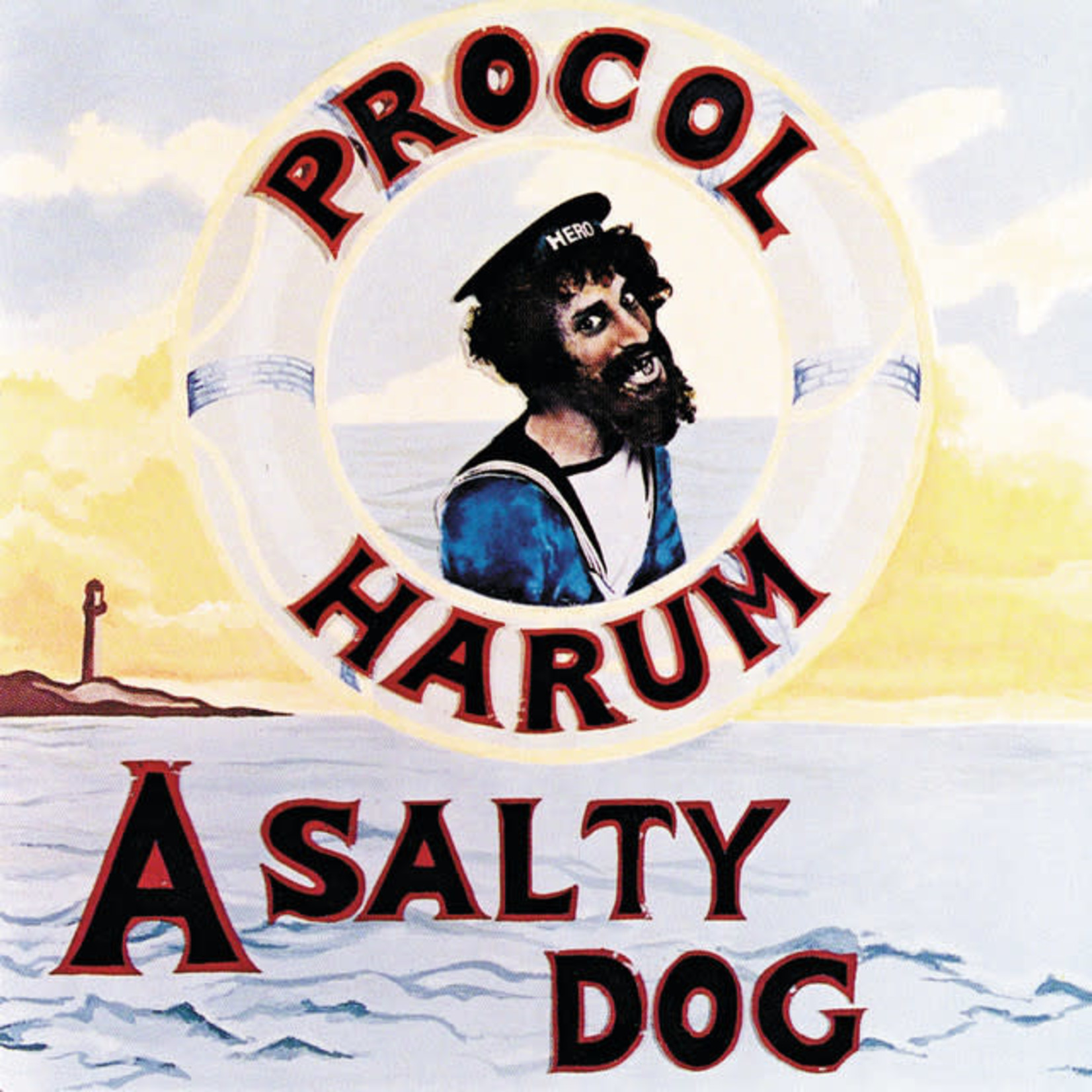 Vinyl Procol Harum - A Salty Dog