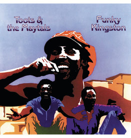 Vinyl Toots & The Maytals - Funky Kingston