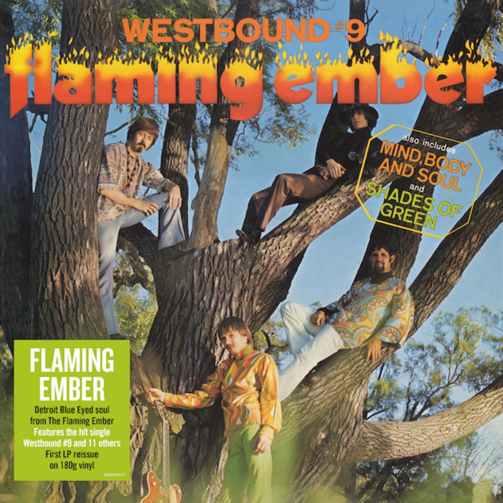 Vinyl Flaming Ember - Westbound #9