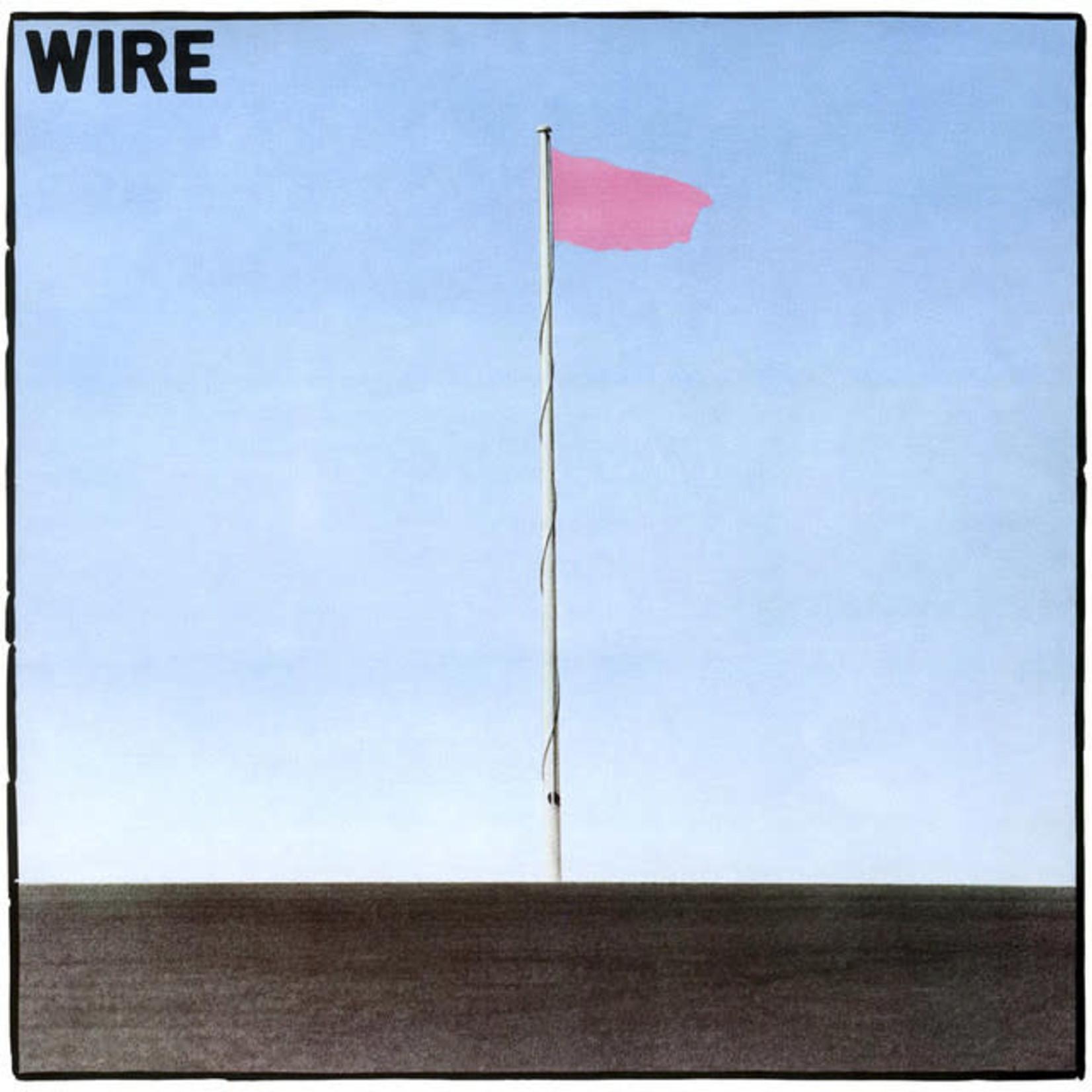 Vinyl Wire - Pink Flag