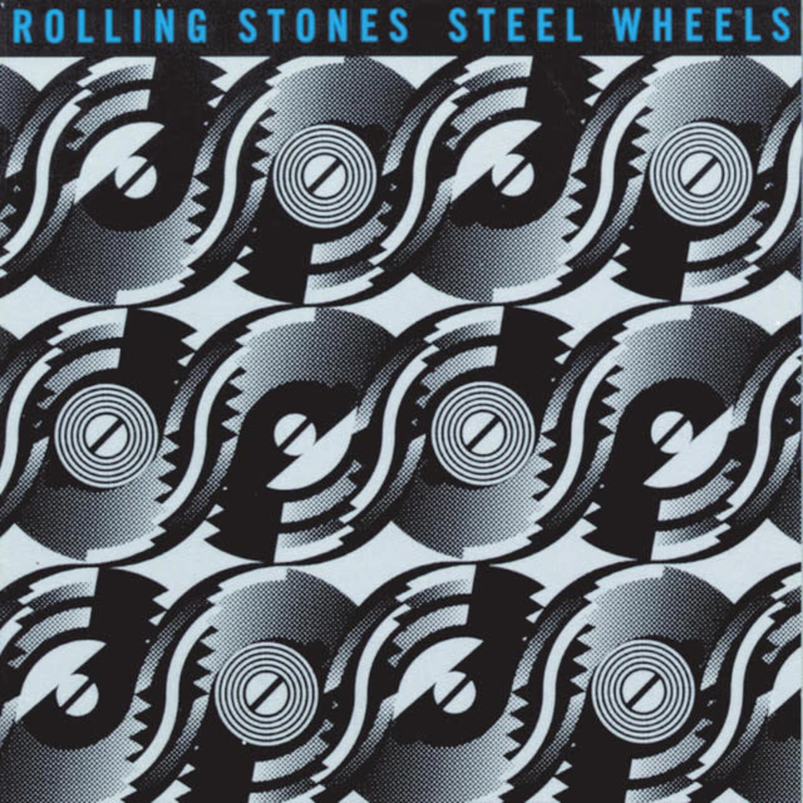Vinyl The Rolling Stones - Steel Wheels (Half Speed Mastered)