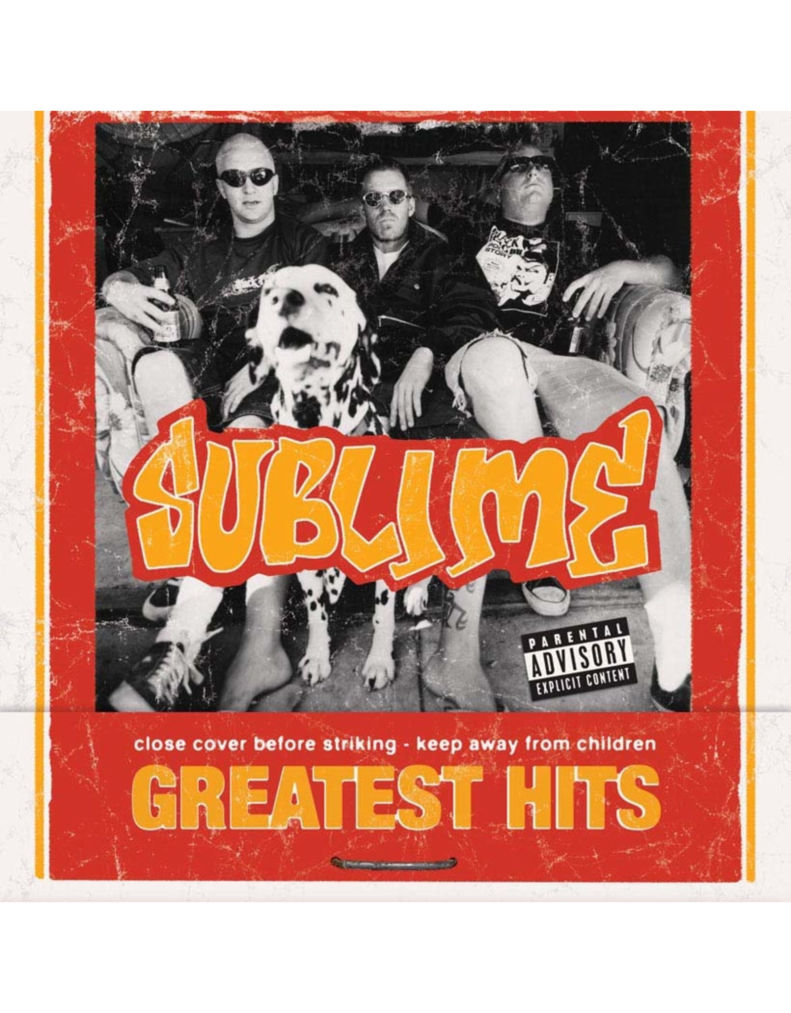 Vinyl Sublime - Greatest Hits