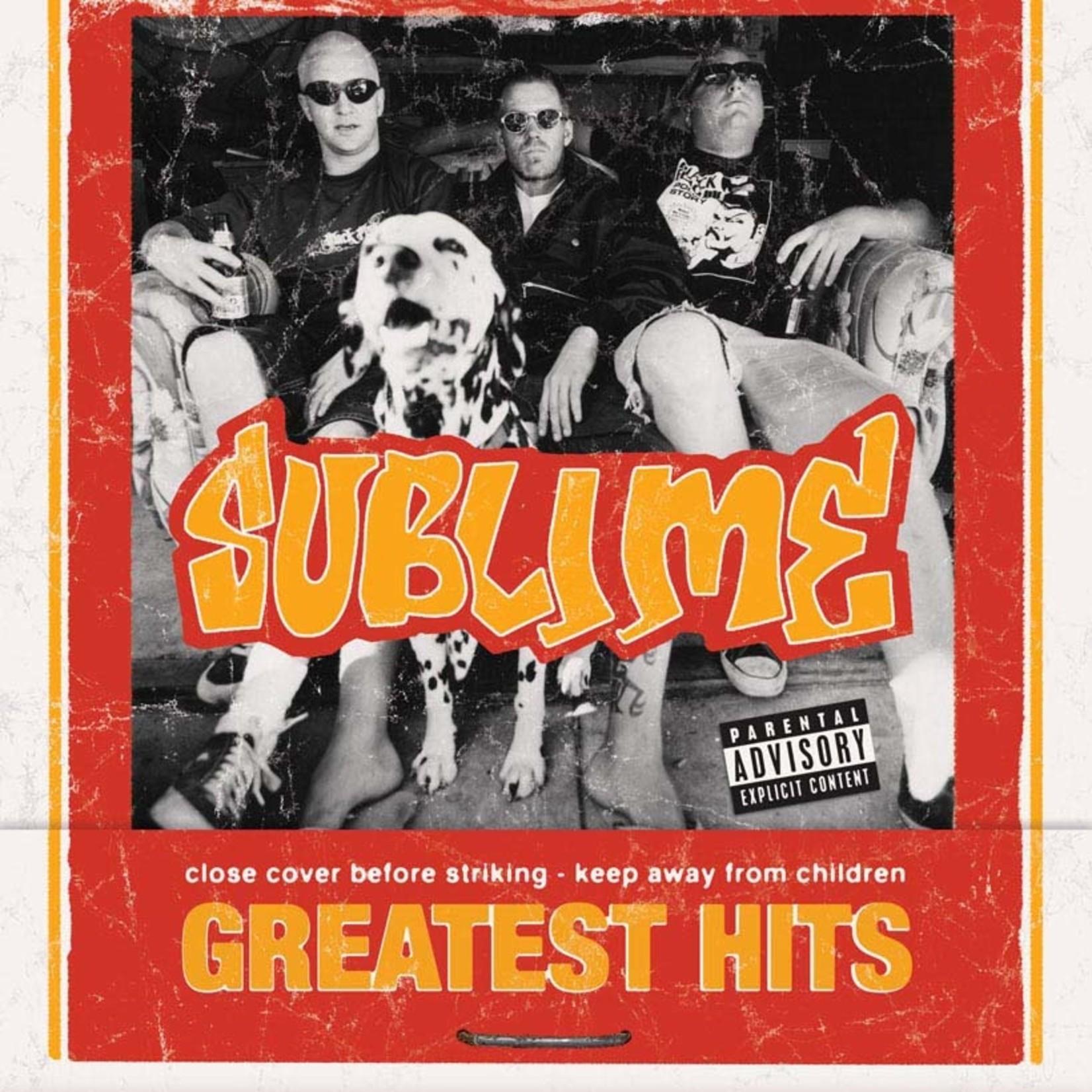 Vinyl Sublime - Greatest Hits