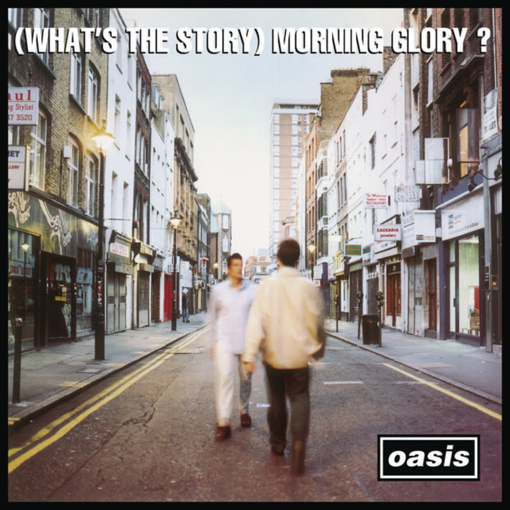 Vinyl Oasis - What's The Story Morning Glory