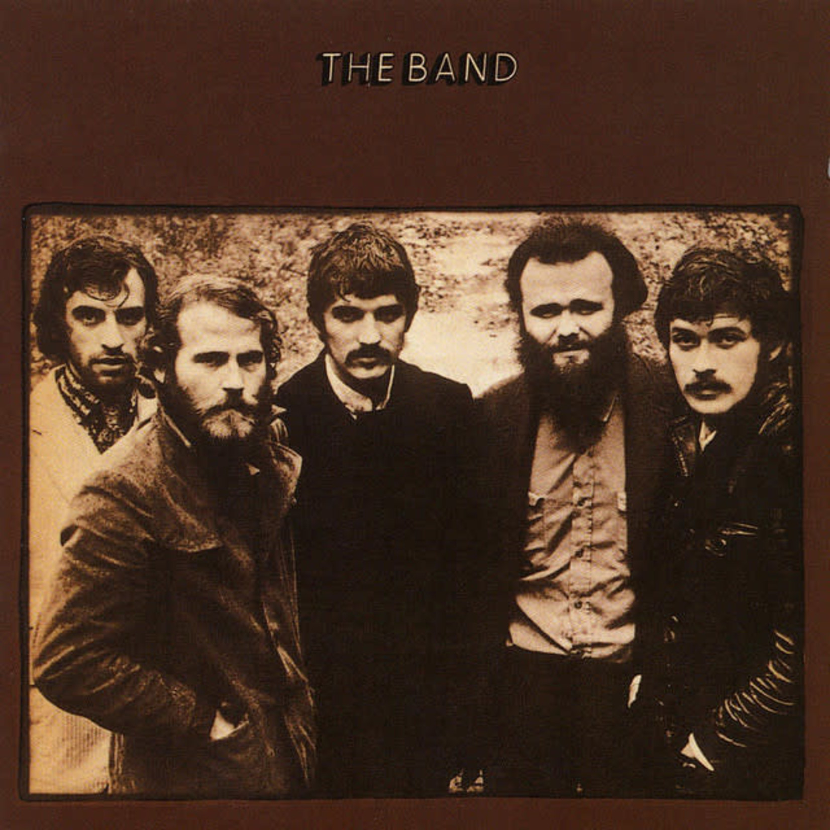 Vinyl The Band - S/T (50th Anniversary)