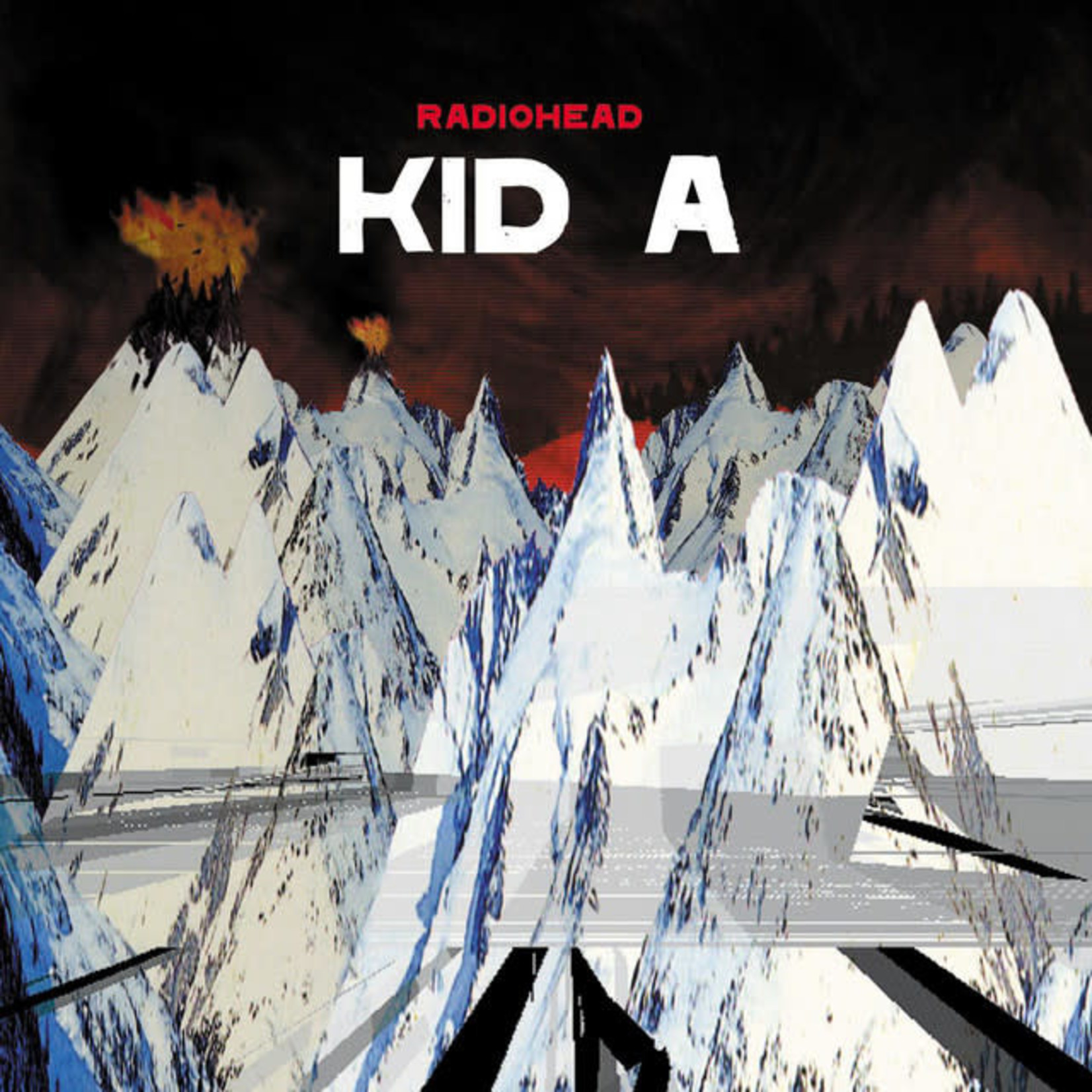 Vinyl Radiohead - Kid A