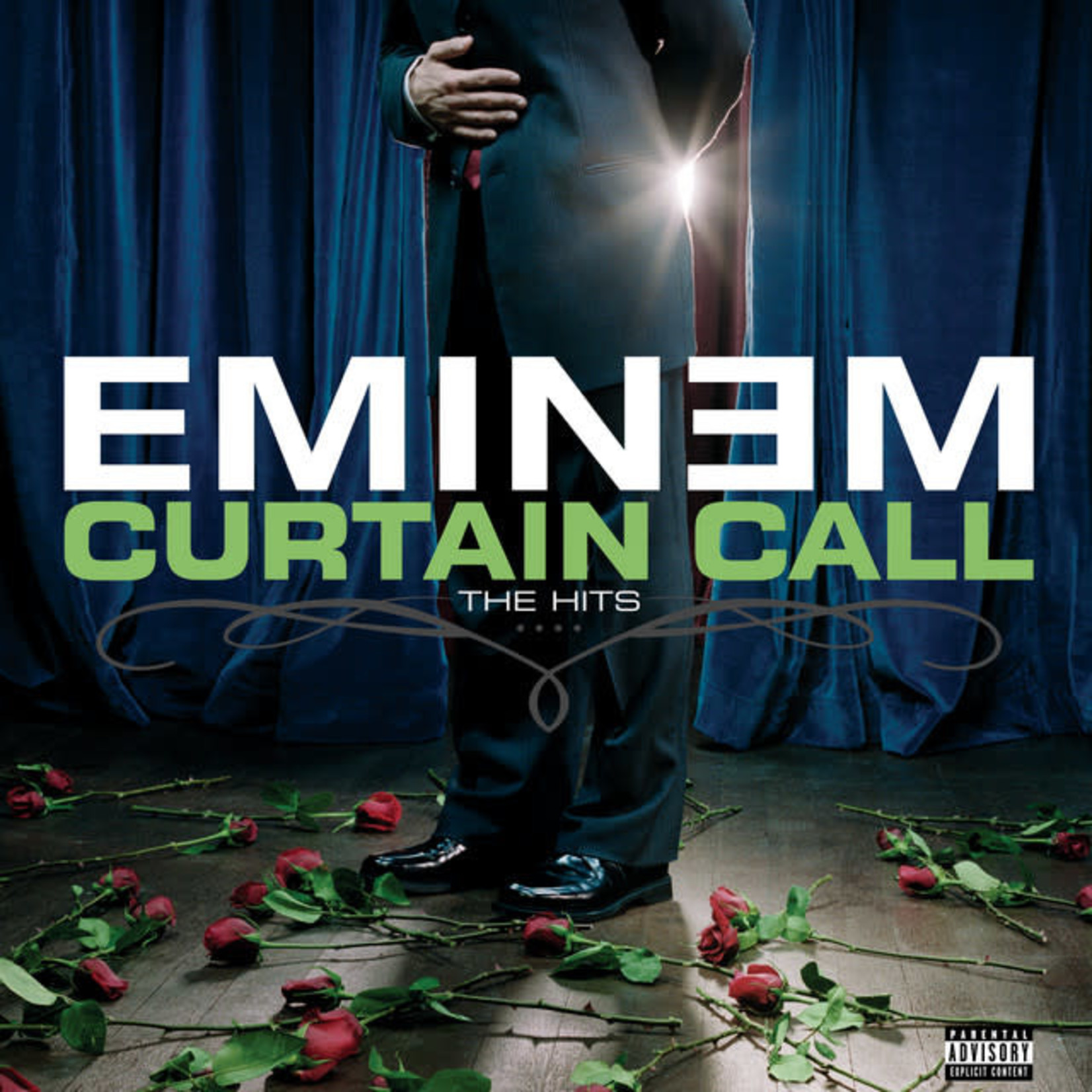 Vinyl Eminem - Curtain Call
