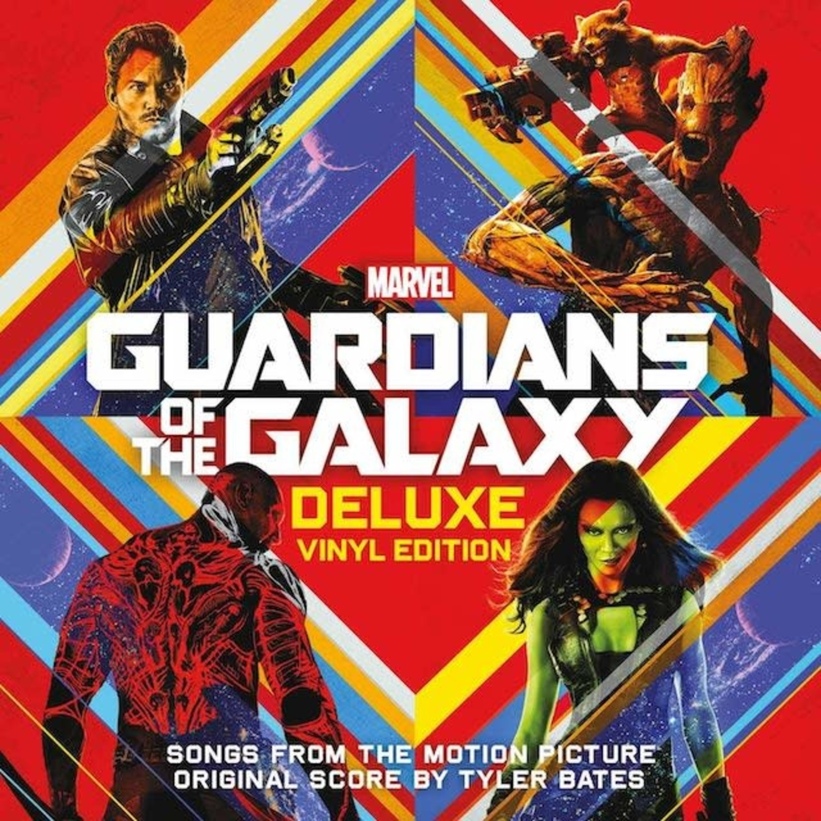 Vinyl Guardians Of The Galaxy OST
