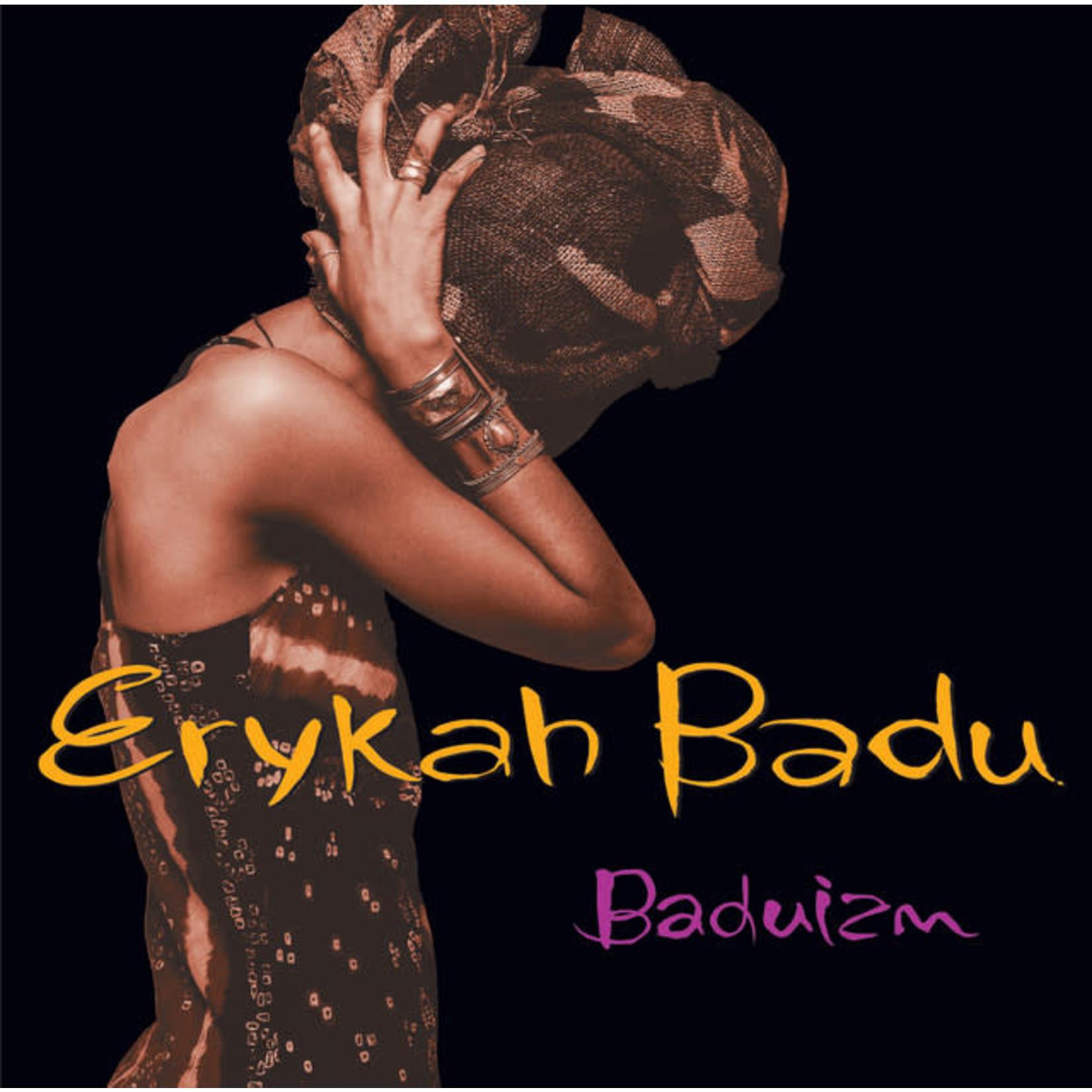 Vinyl Erykah Badu - Baduizm