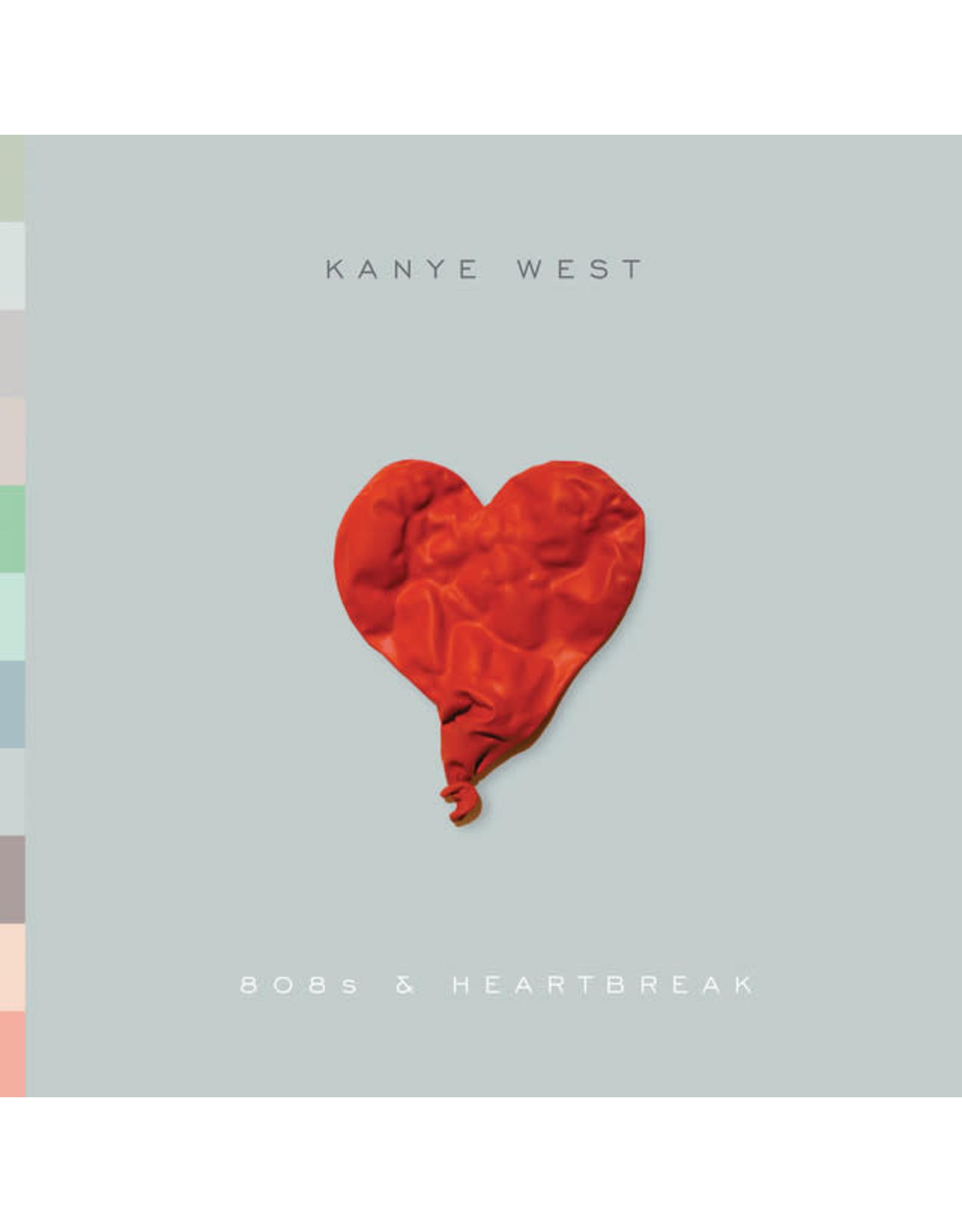 Vinyl Kanye West - 808s & Heartbreak