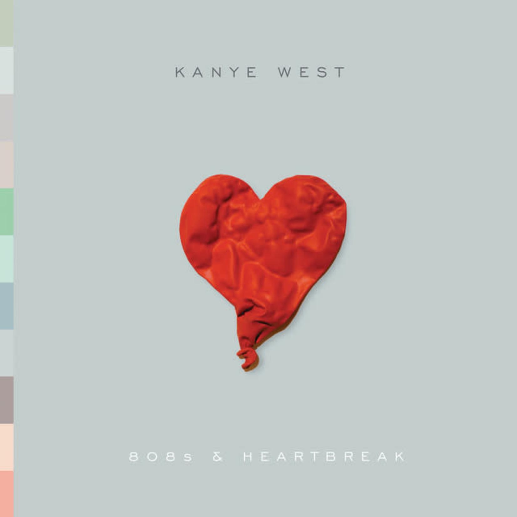 Vinyl Kanye West - 808s & Heartbreak [Deluxe Collectors Set]