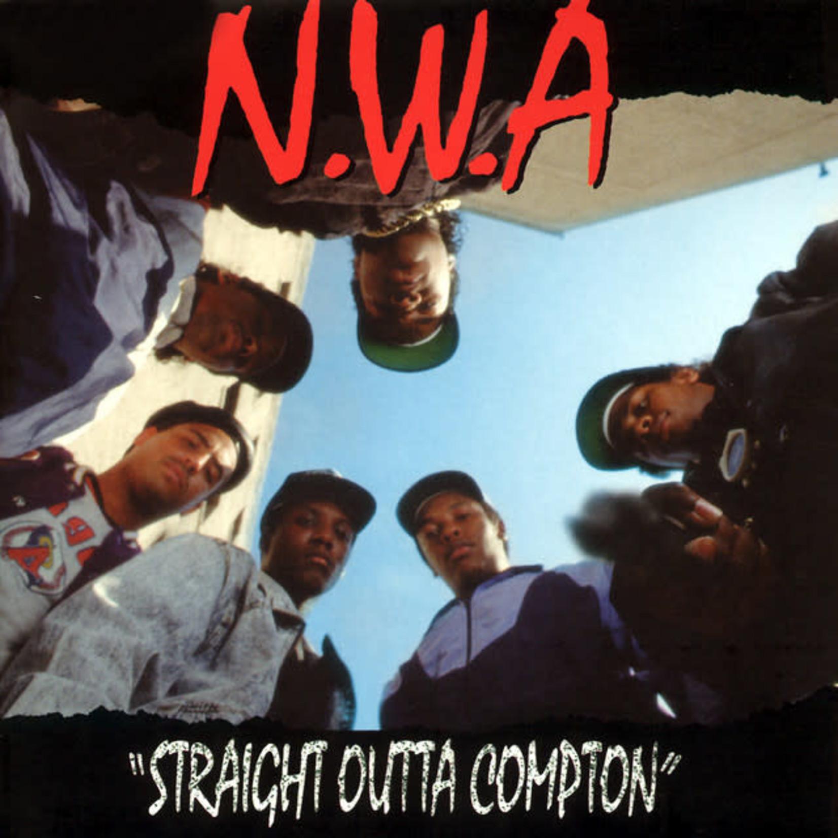 Vinyl NWA - Straight Outta Compton