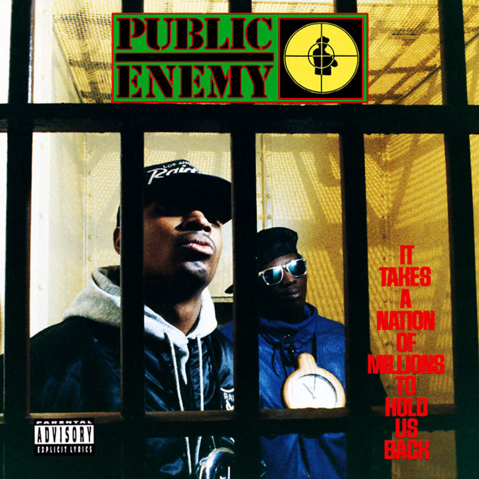 Vinyl Public Enemy - It Takes A Nation Of Millions To Hold Us Back