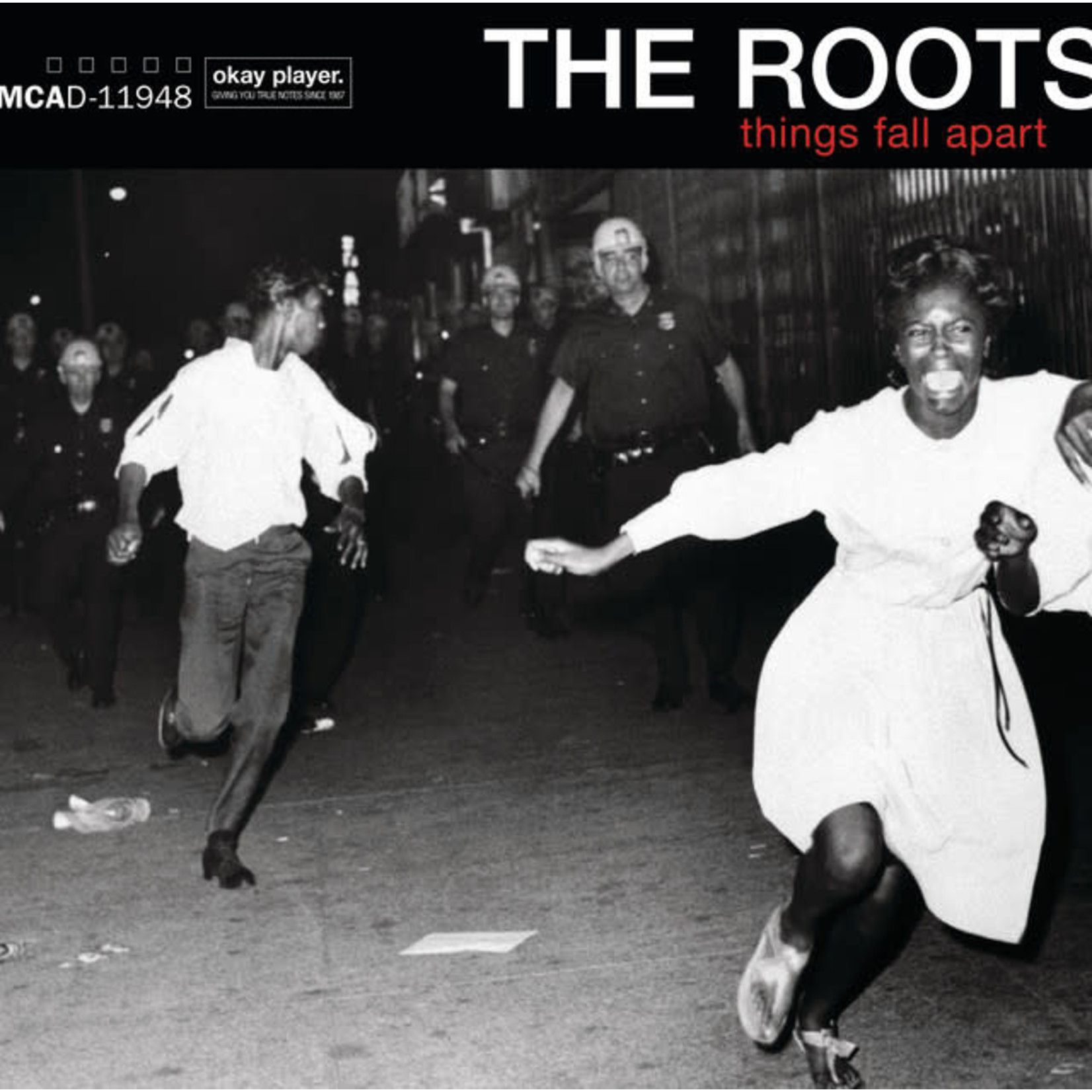 Vinyl The Roots - Things Fall Apart