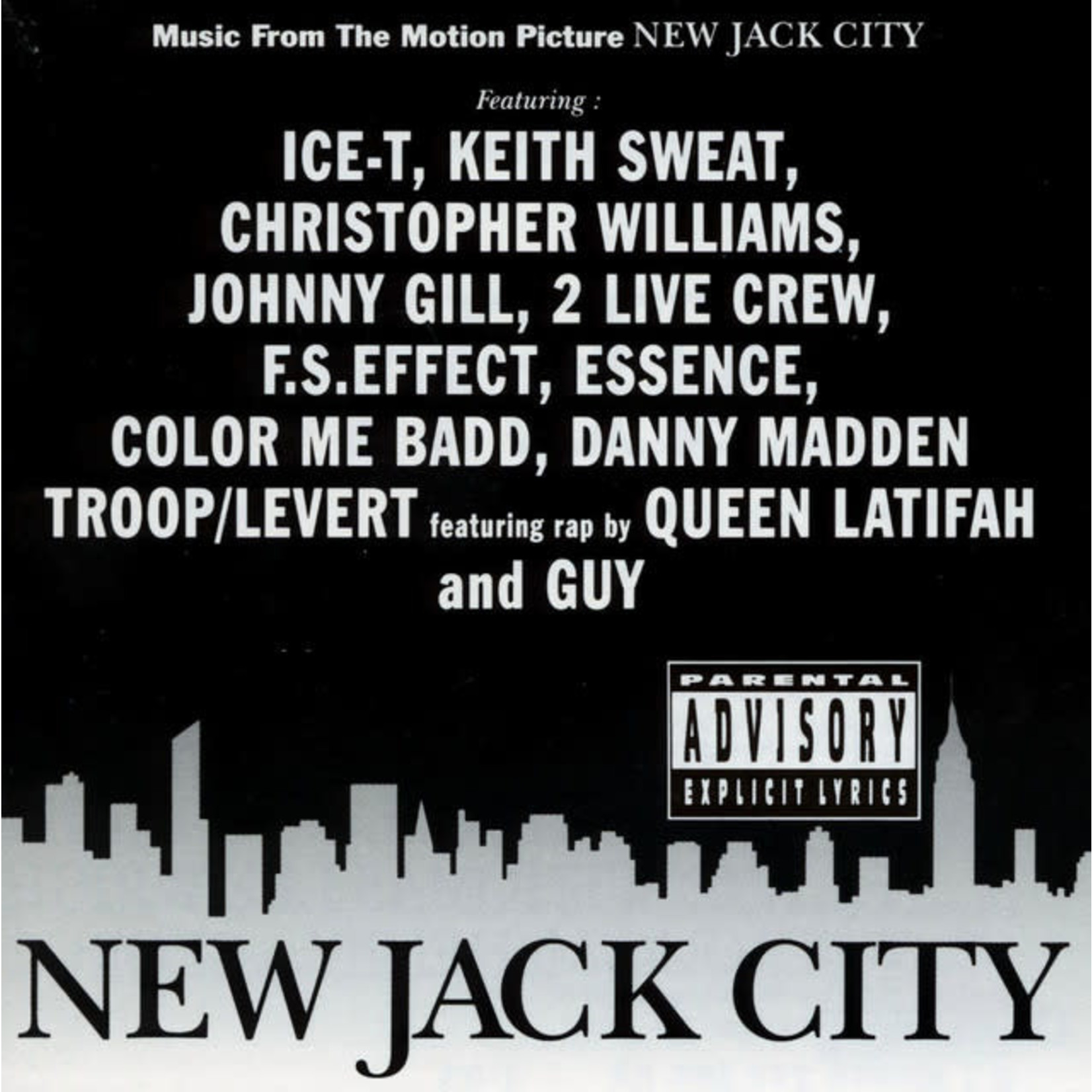 Vinyl New Jack City - Soundtrack