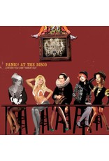 Vinyl Panic At The Disco - A Fever You Can't Sweat Out