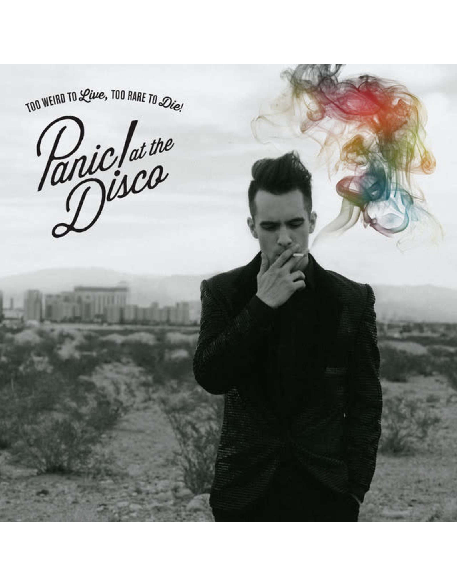 Vinyl Panic At The Disco -Too Weird To Live