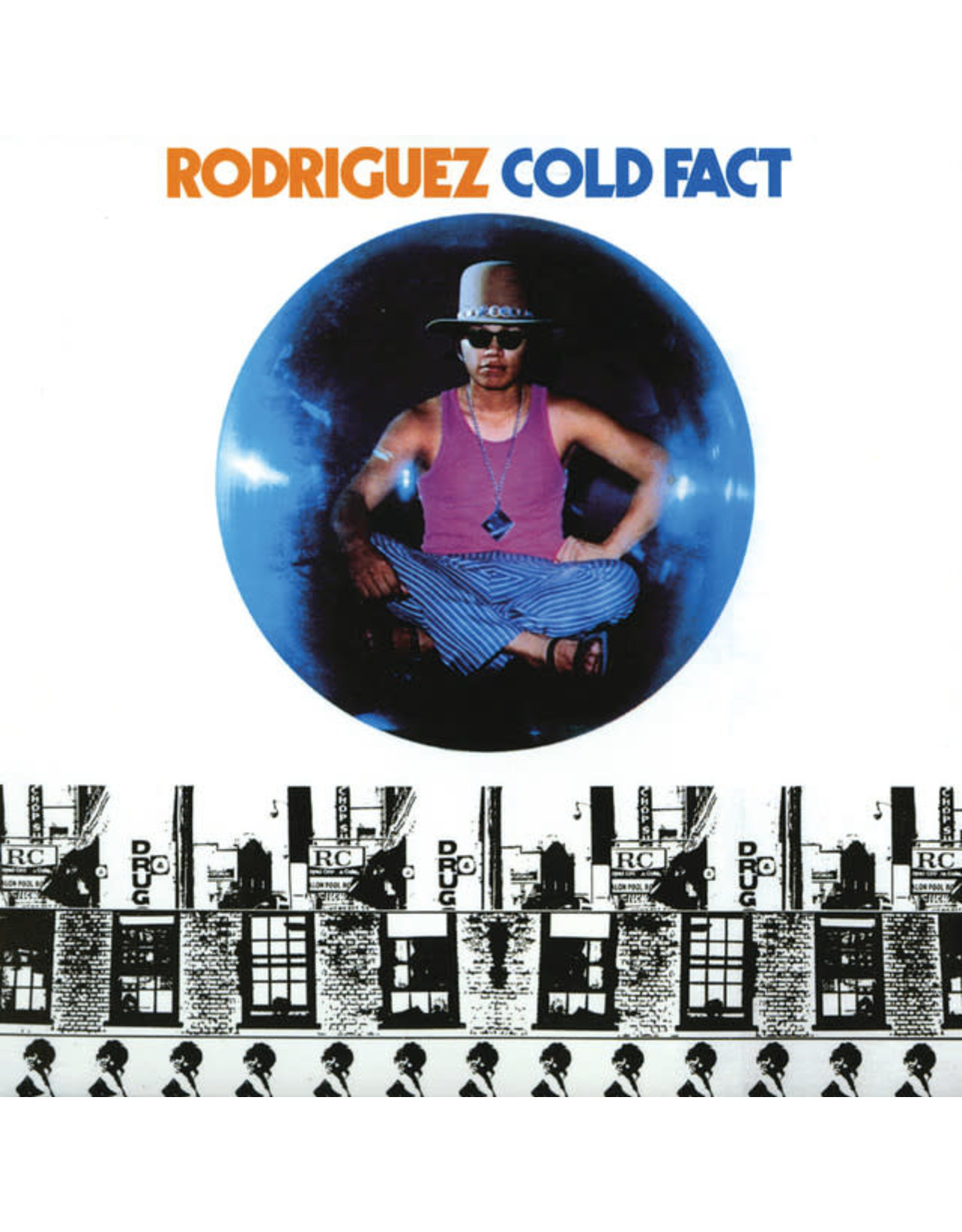 Vinyl Rodriguez - Cold Fact