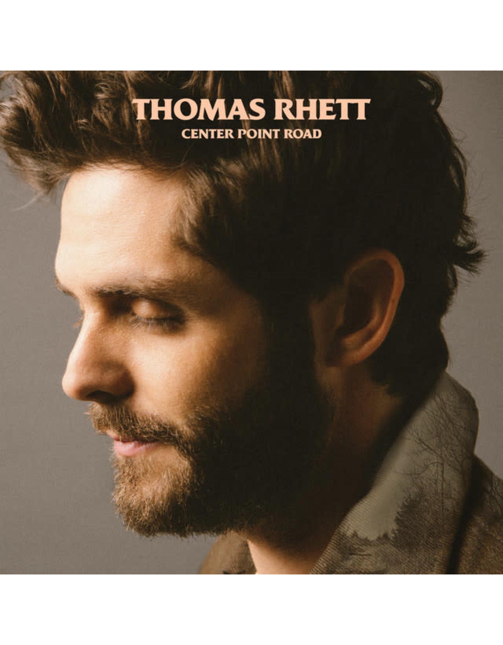 Vinyl Thomas Rhett - Center Point Road