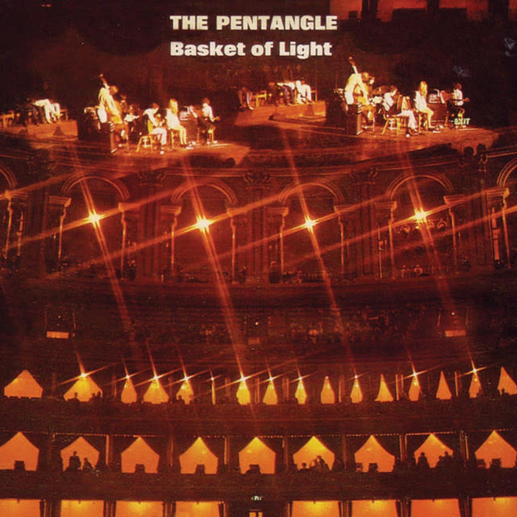 Vinyl Pentangle - Basket Of Light