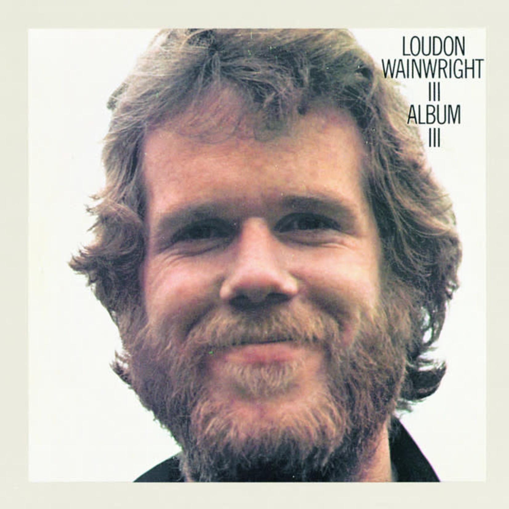 Vinyl Loudon Wainwright - Album III