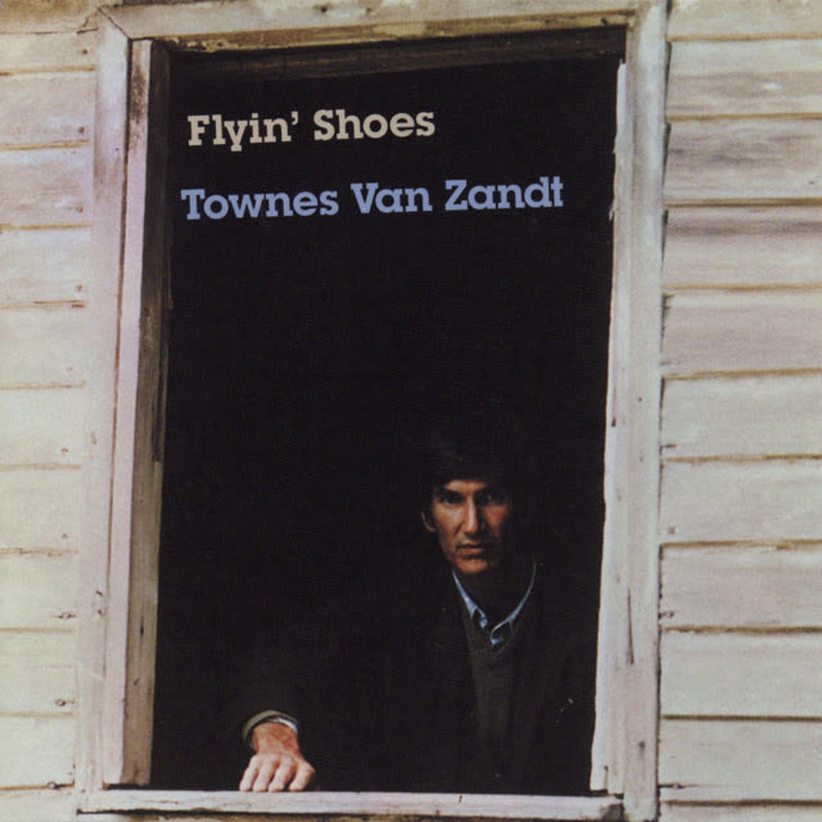Vinyl Townes Van Zandt - Flyin' Shoes